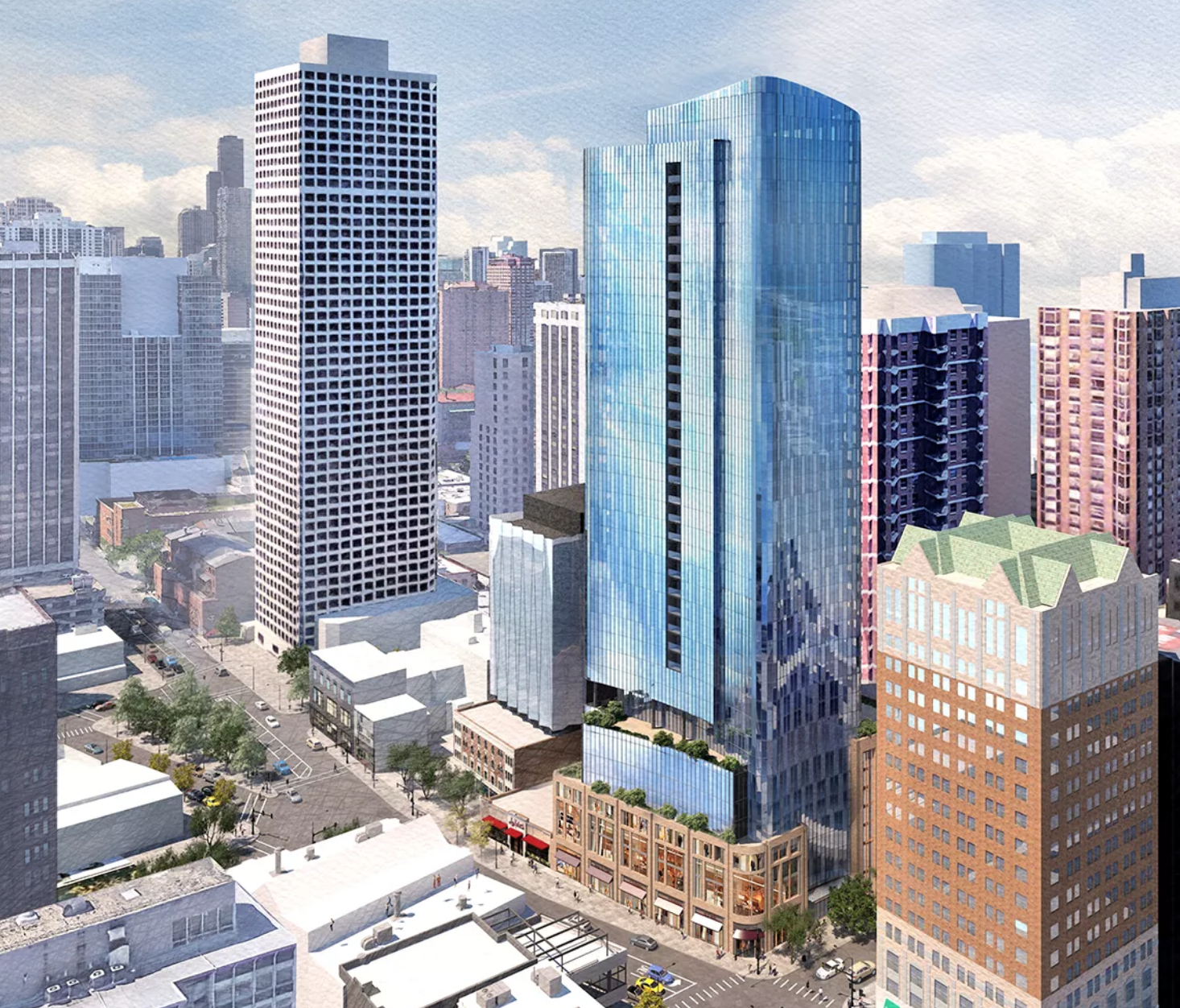 Gold Coast apartment tower with 368 units doesn't get approval from alderman