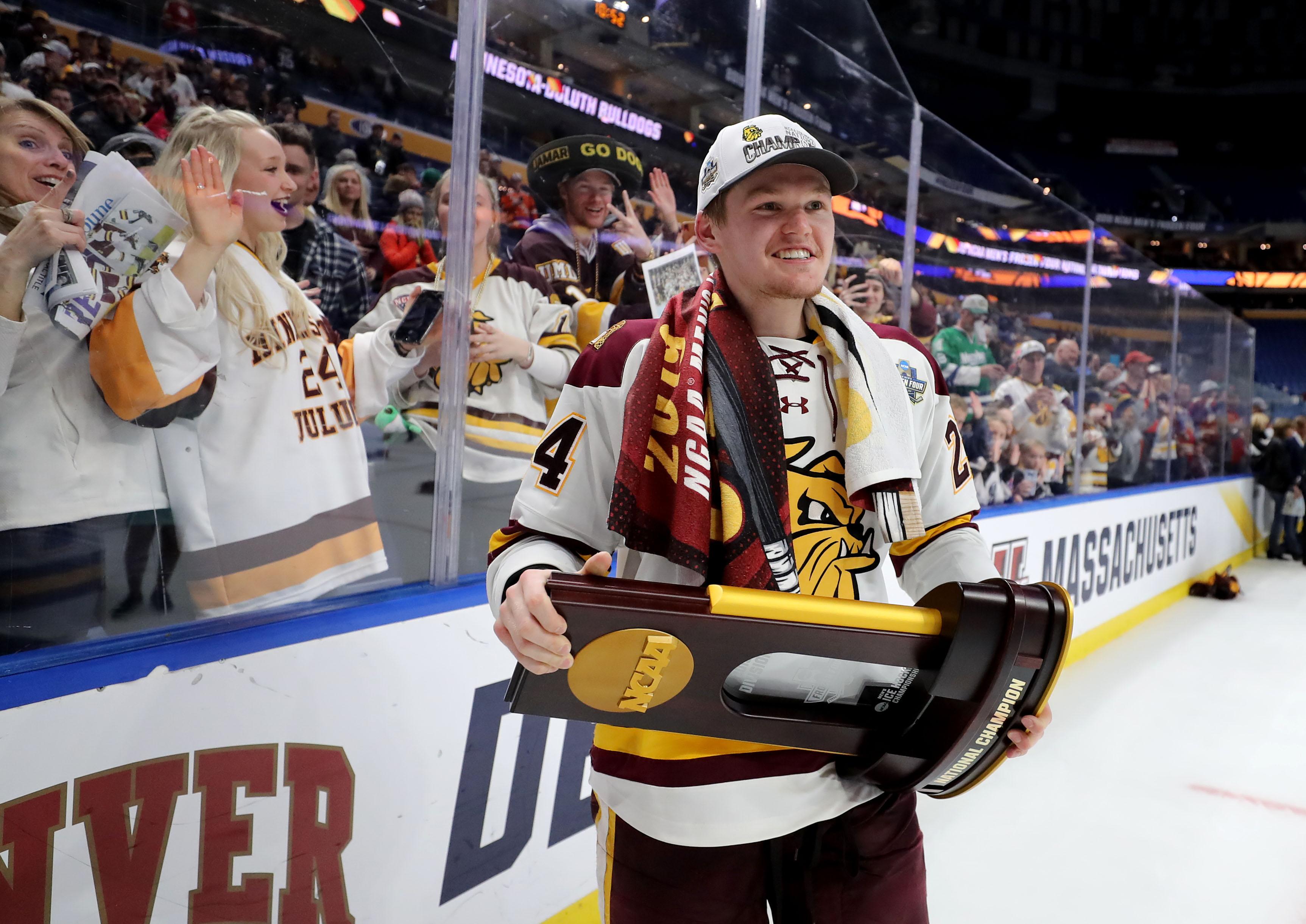 2019 NCAA Division I Men's Ice Hockey Championships