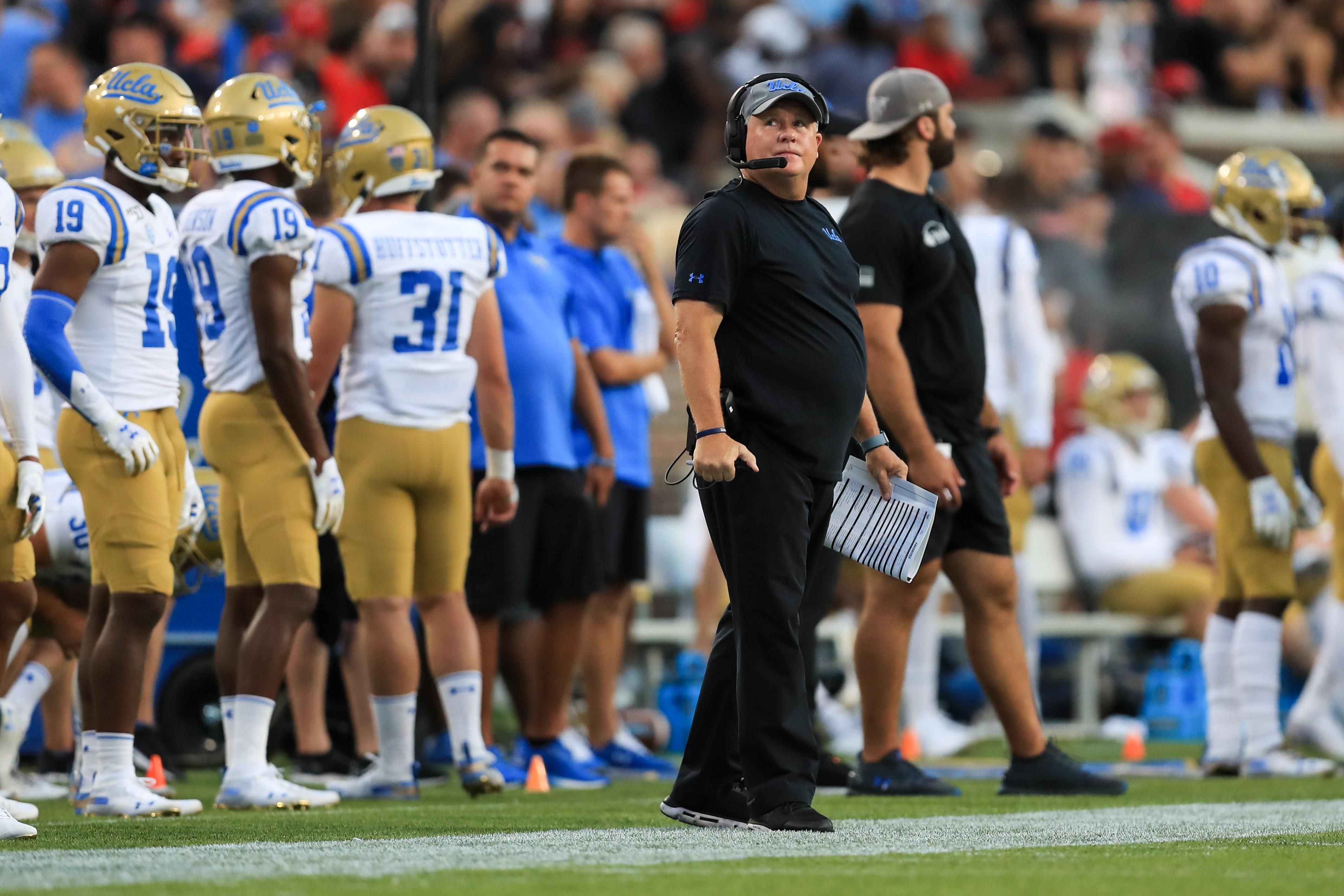 NCAA Football: UCLA at Cincinnati