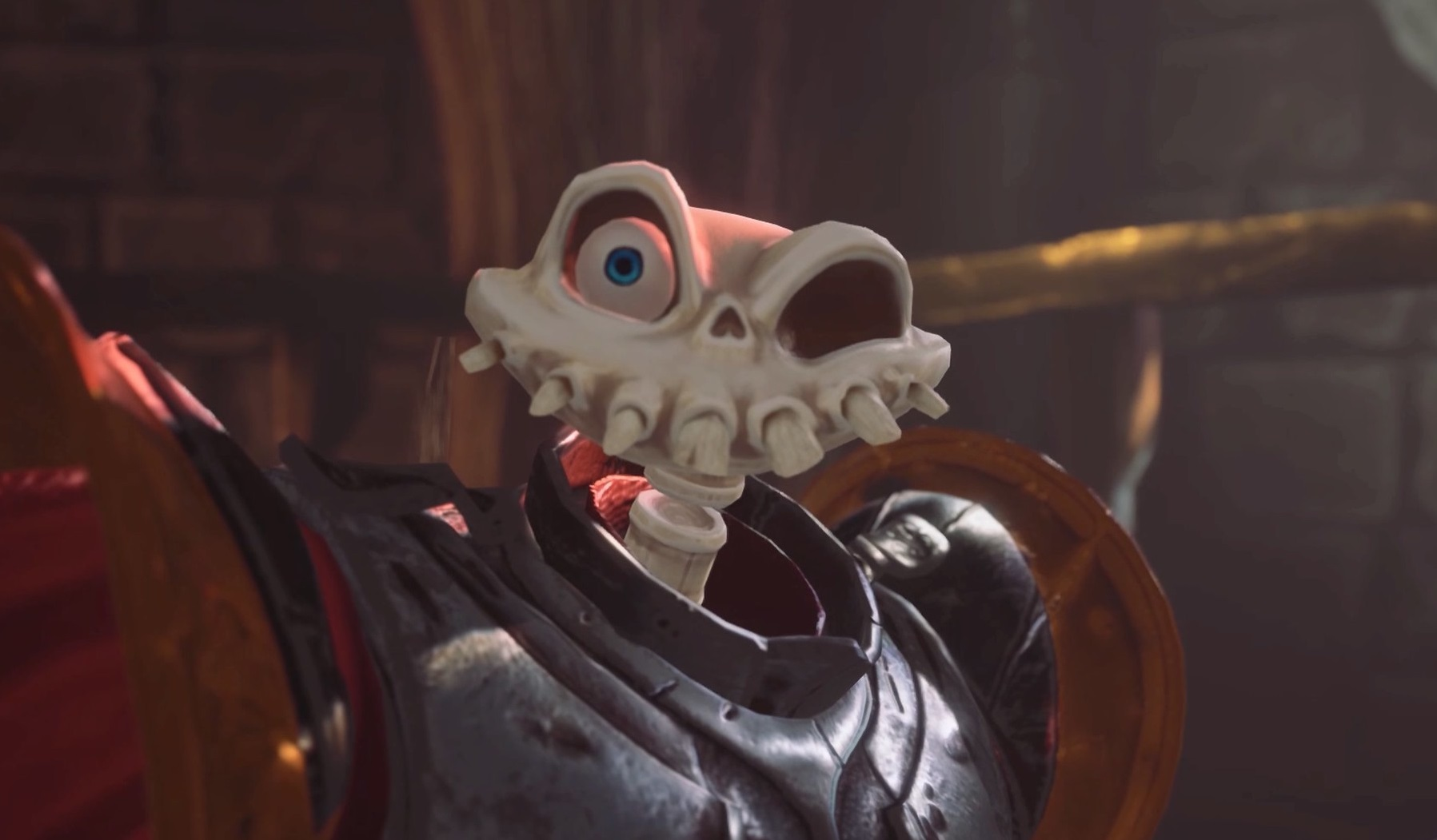 The new MediEvil offers something the original failed to deliver