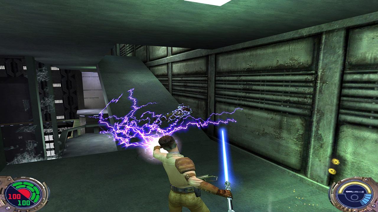 Star Wars Jedi Knight 2: Jedi Outcast, Jedi Academy coming to Switch and PS4