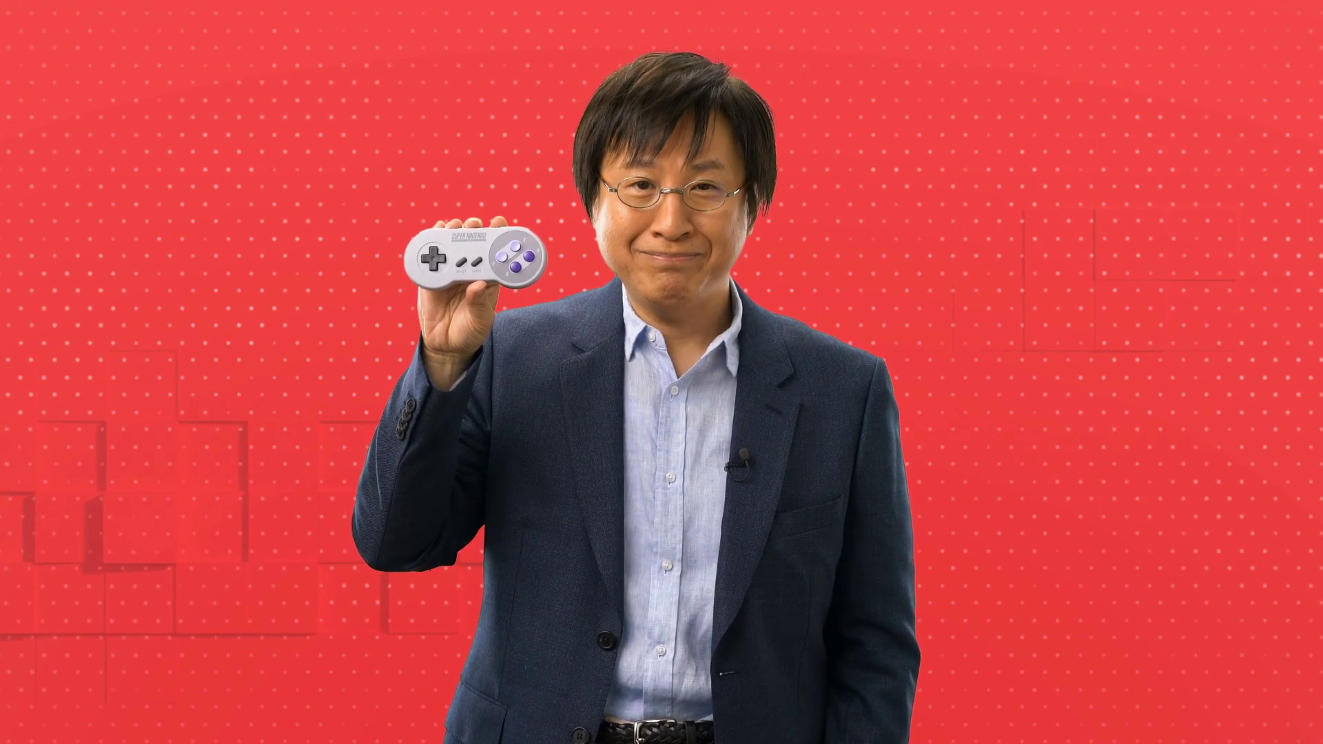 SNES-style wireless controllers confirmed for the Nintendo Switch