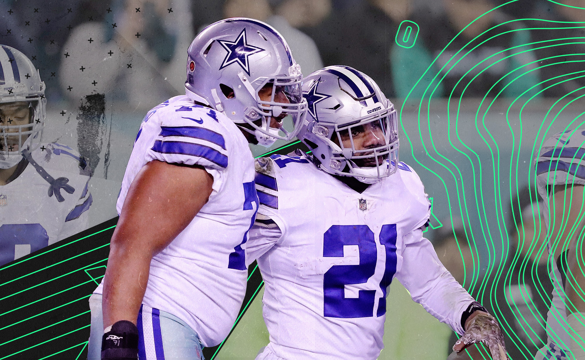 The Cowboys are betting big money their offense will finally reach its potential