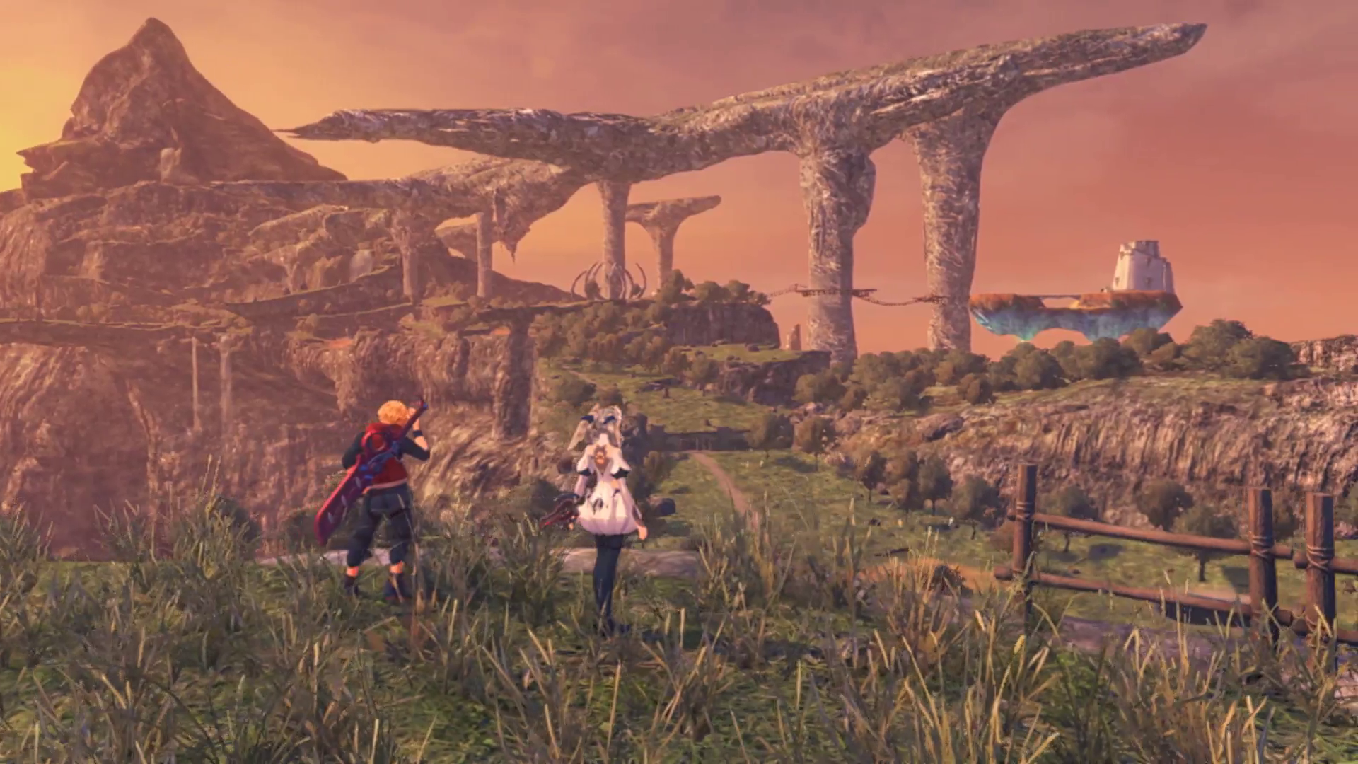 Xenoblade Chronicles is getting a remake for Nintendo Switch