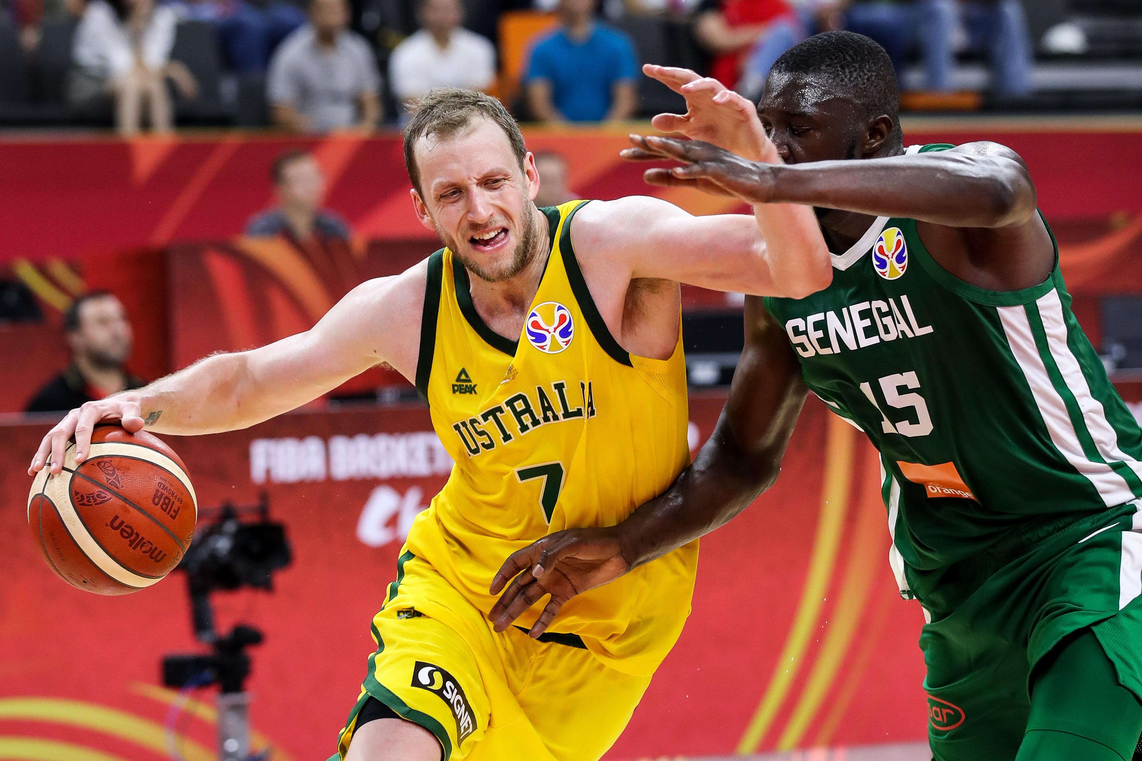 Australia v Senegal: Group H - FIBA World Cup 2019