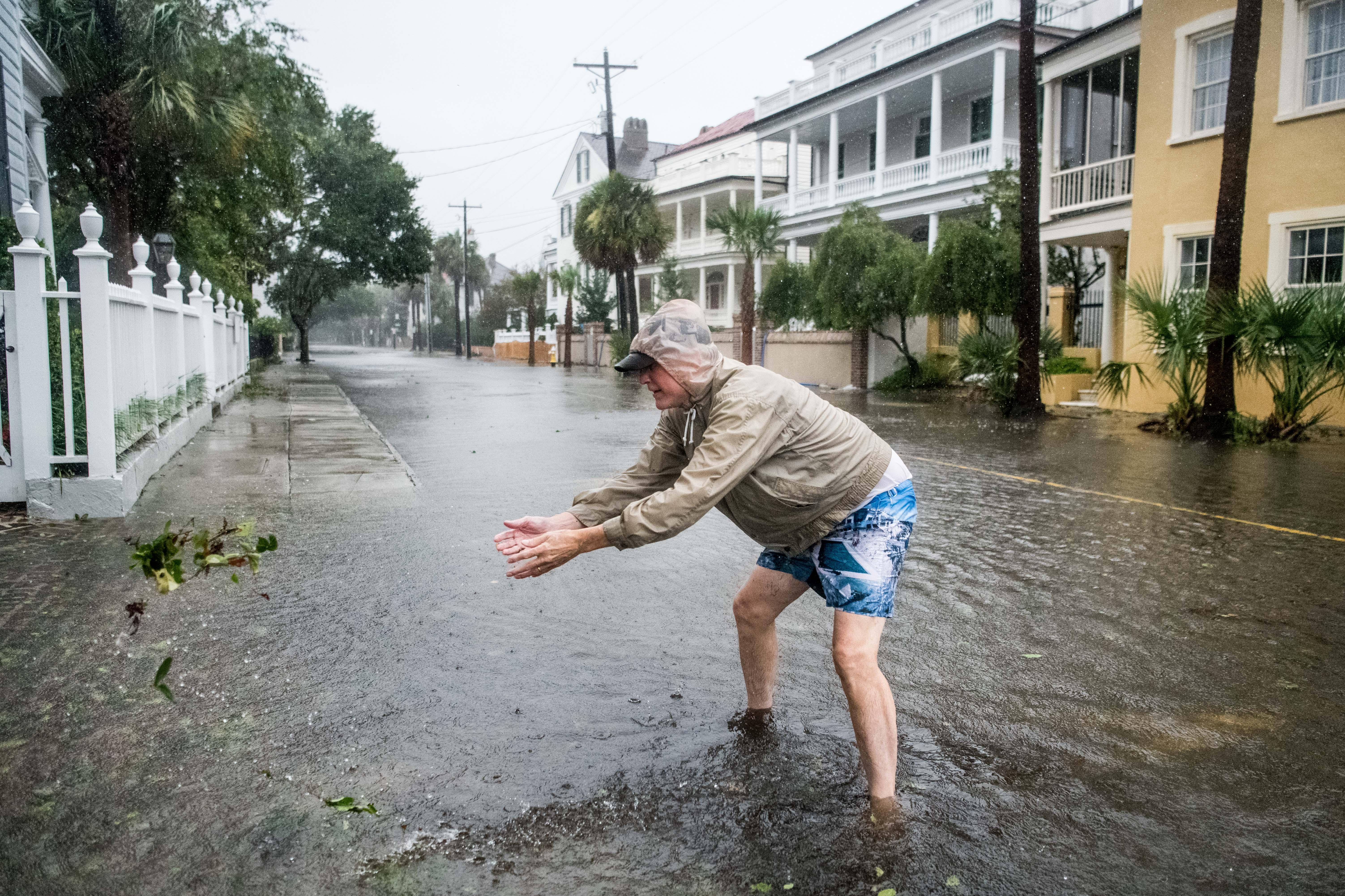 Hurricane Dorian's Impact on Charleston Restaurants