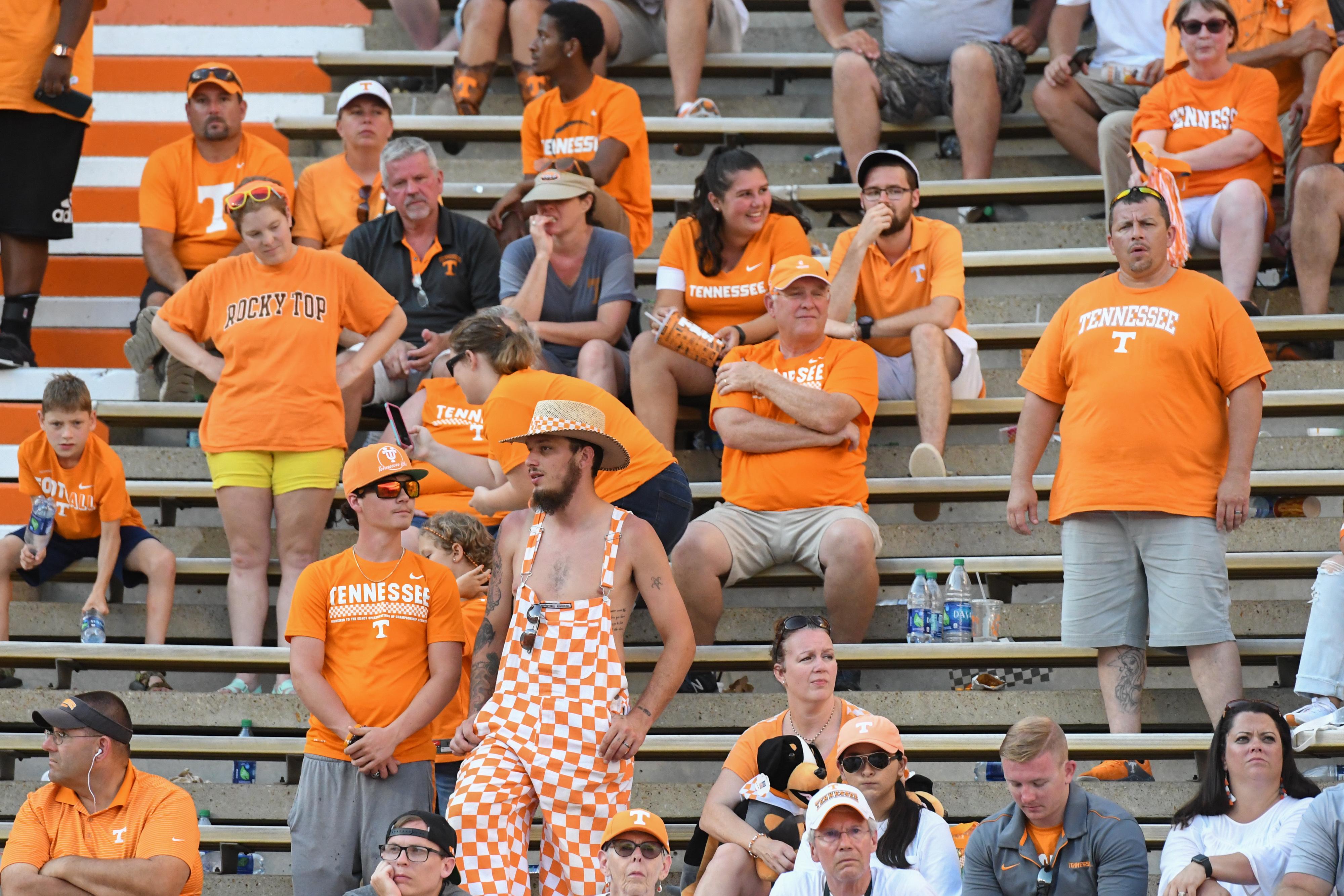 NCAA Football: Georgia State at Tennessee