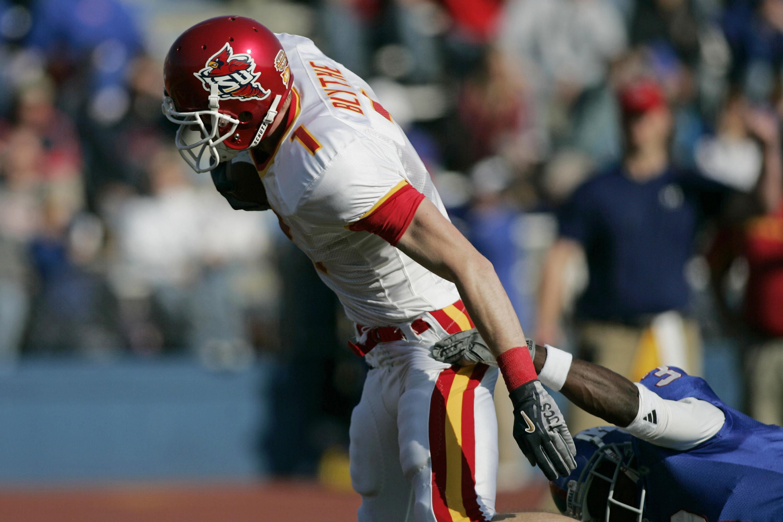 NCAA Football - Iowa State vs Kansas - November 26, 2005