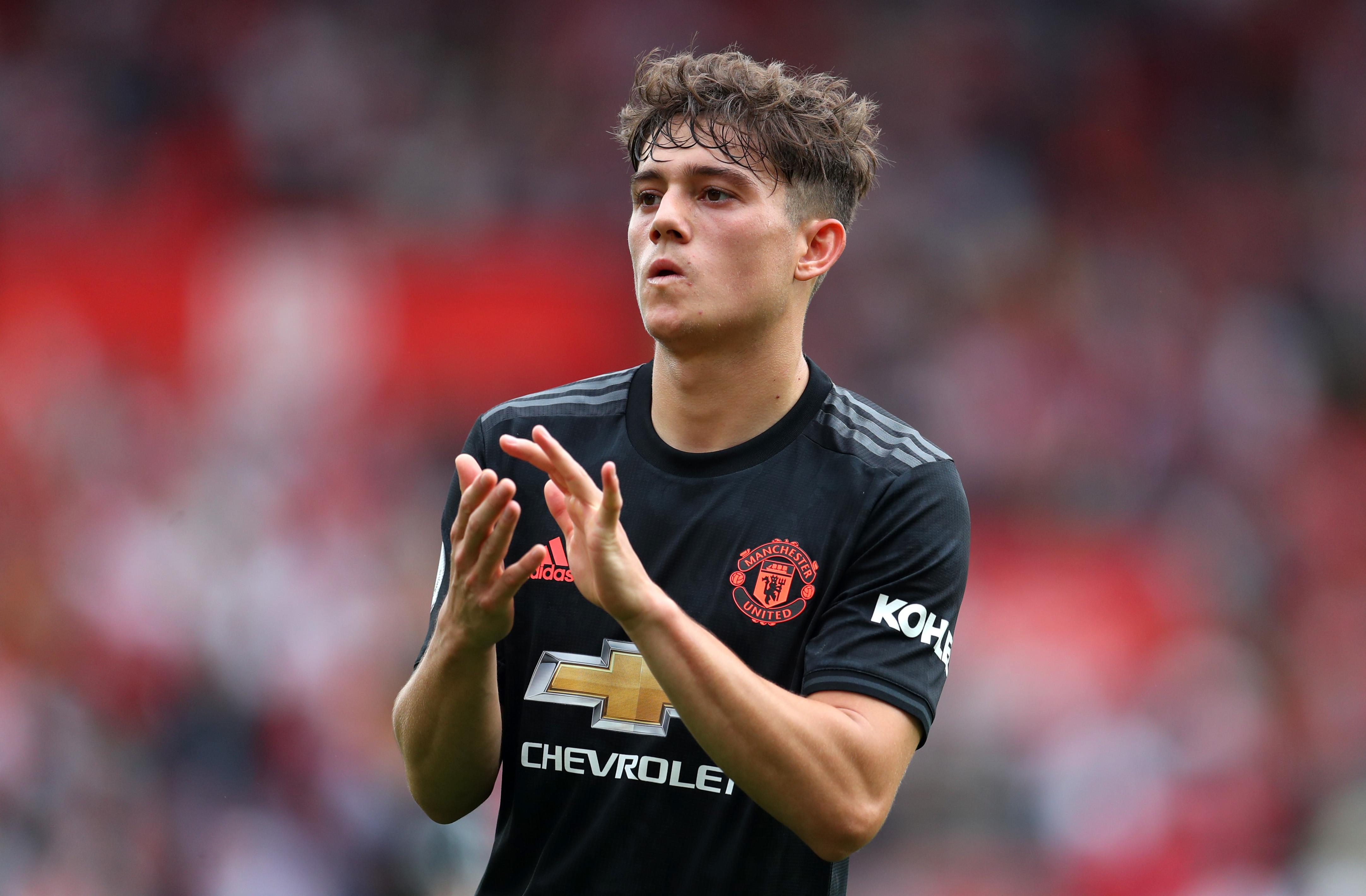 Daniel James - Manchester United - Premier League
