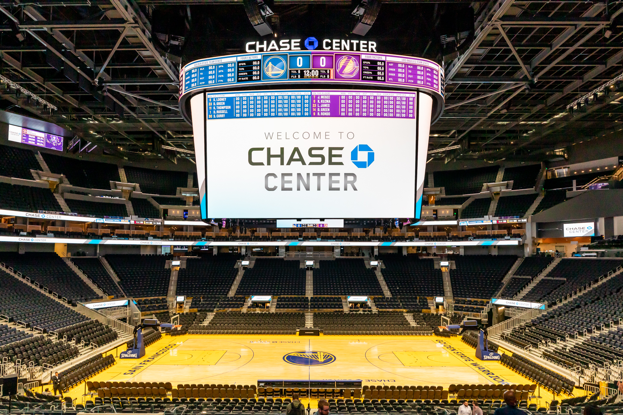 How to Eat and Drink Through Chase Center