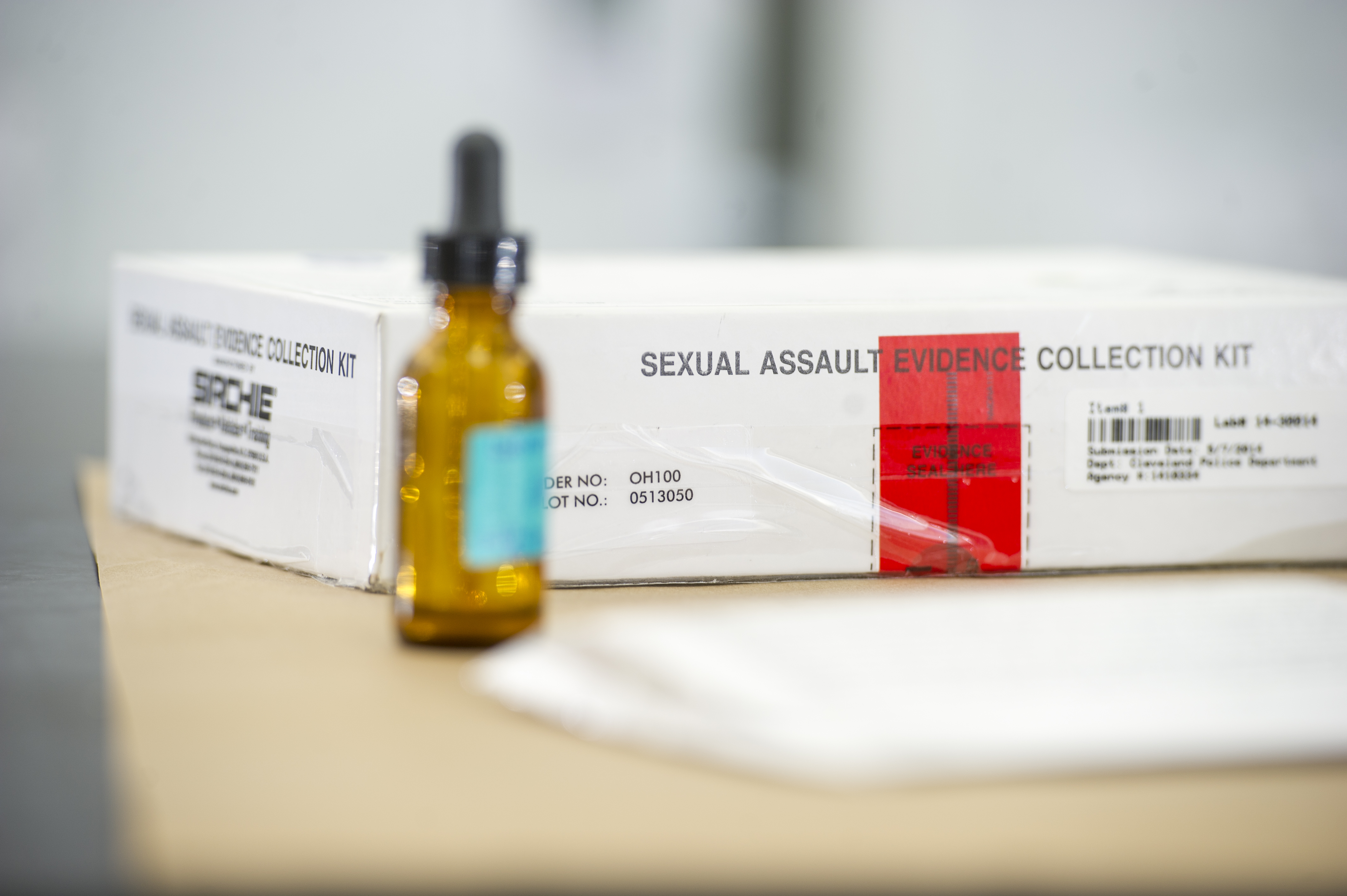 This company is advertising MeToo-branded at-home rape kits. Experts say it's a terrible idea.