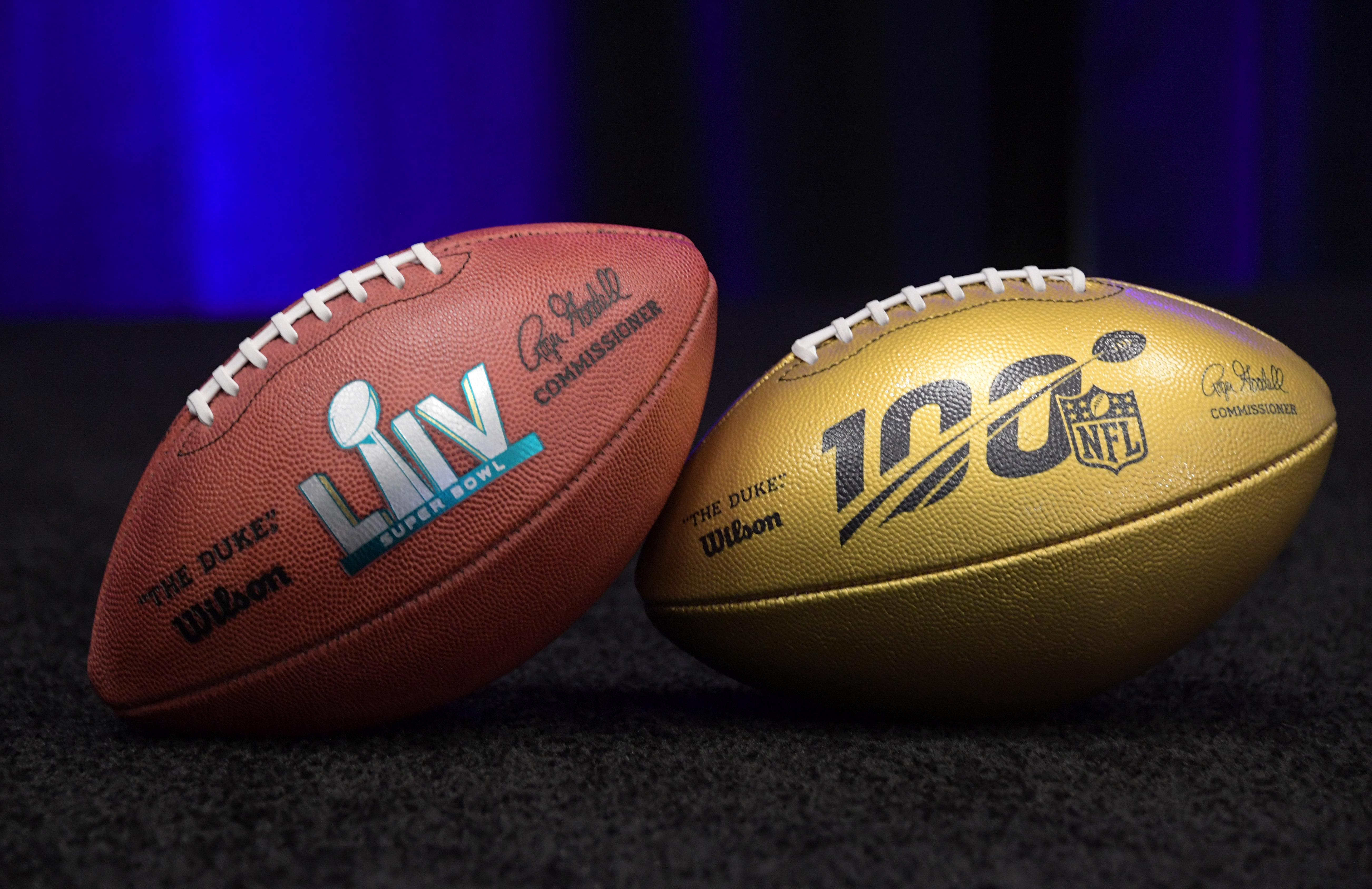 NFL: Super Bowl LIII-Host Committee Handoff Ceremony