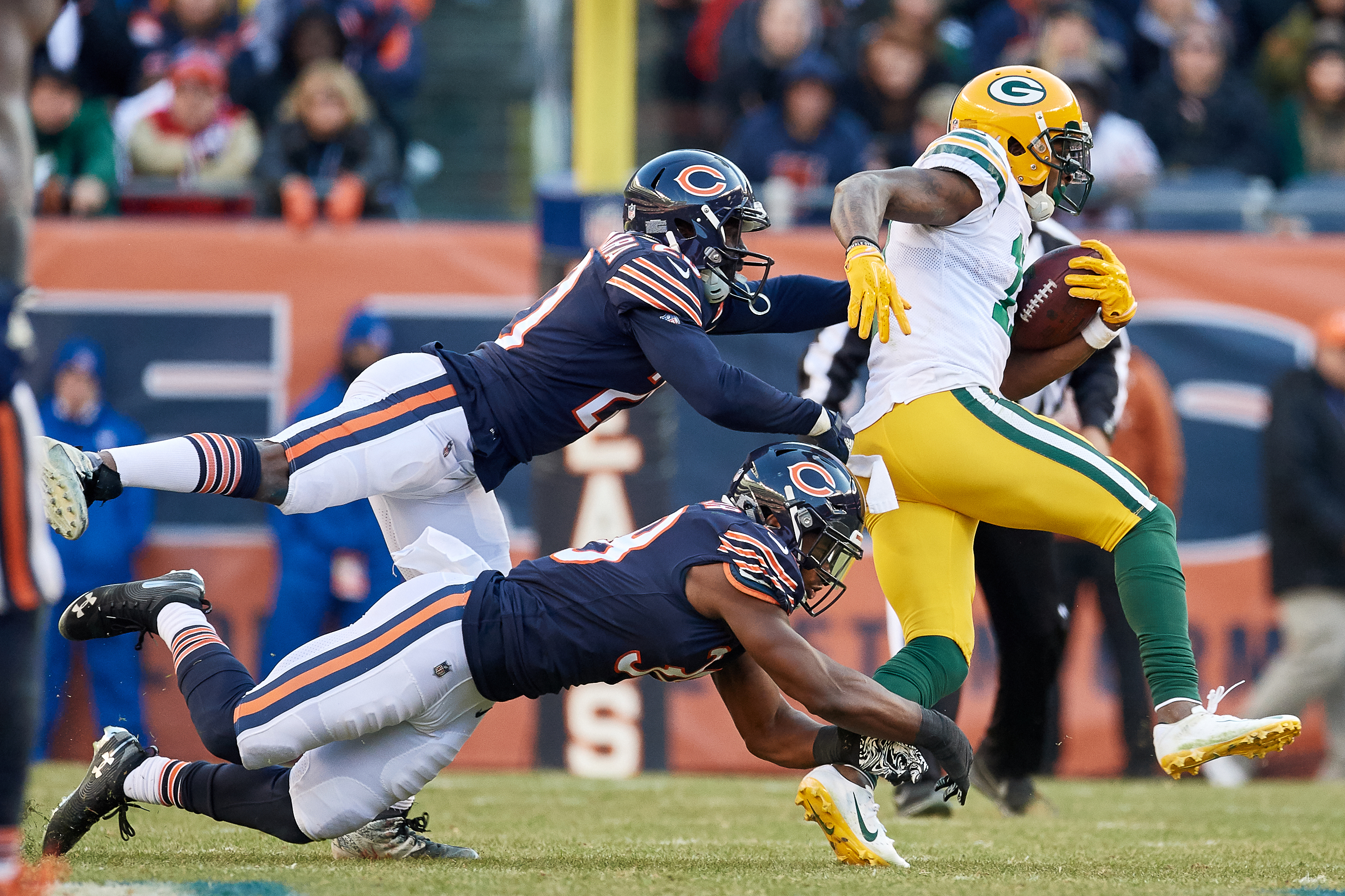 NFL: DEC 16 Packers at Bears