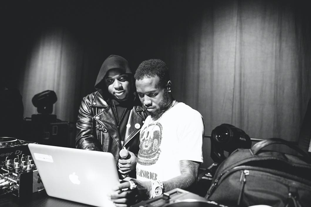 DJ Flow and Shy Glizzy
