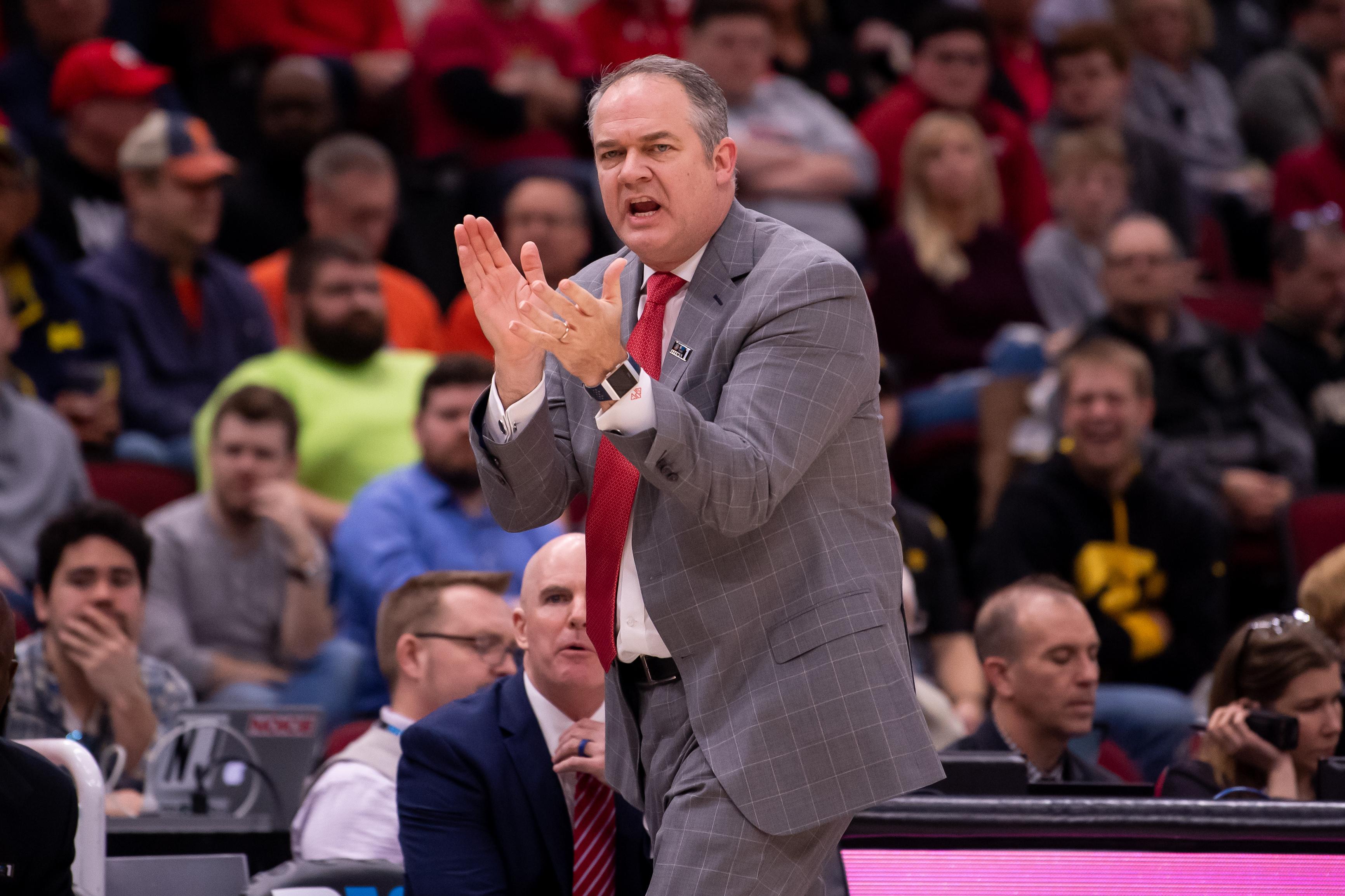 COLLEGE BASKETBALL: MAR 13 Big Ten Conference Tournament - Nebraska v Rutgers
