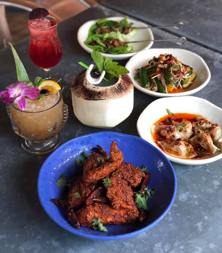 It's Tiki Time at The Toasted Coconut, Now Open at Richmond Avenue