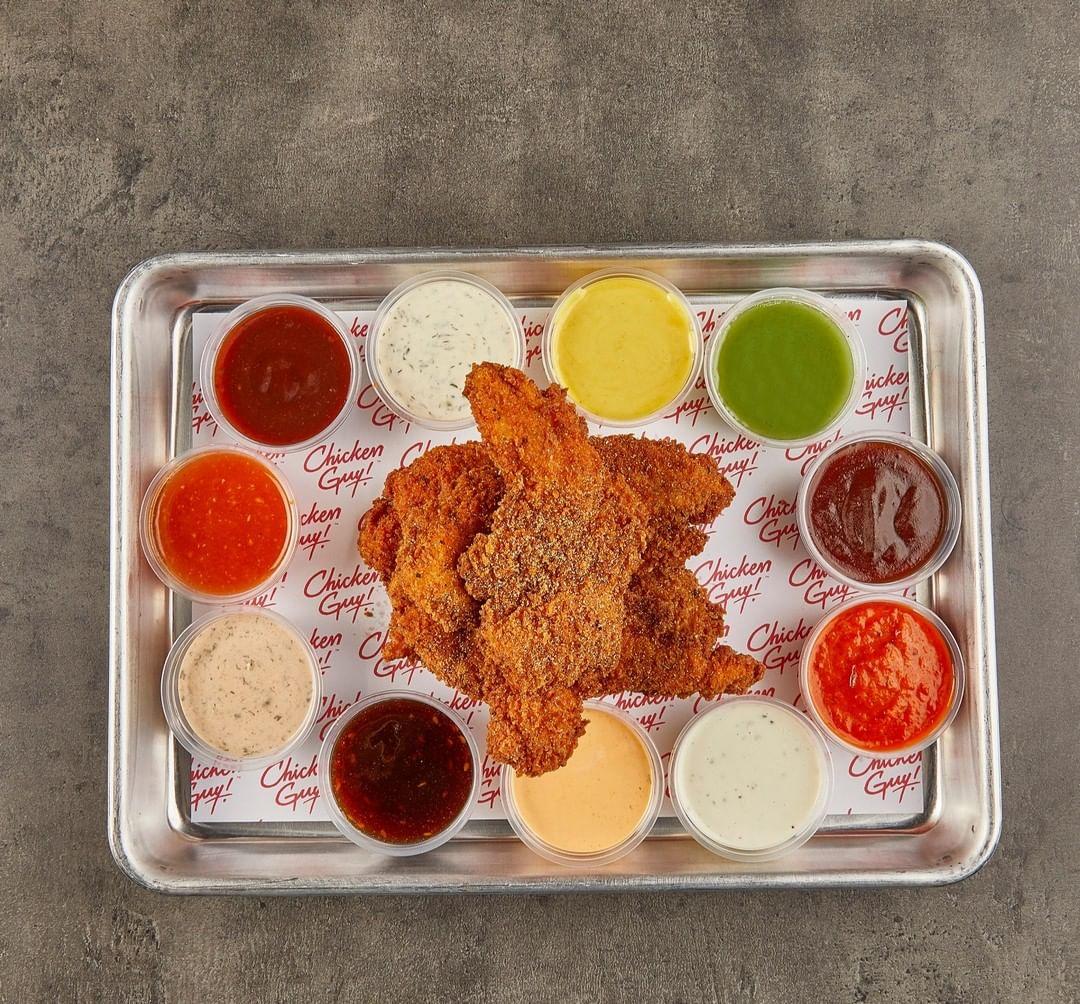 Guy Fieri's Chicken Restaurant Opening First Bay Area Location