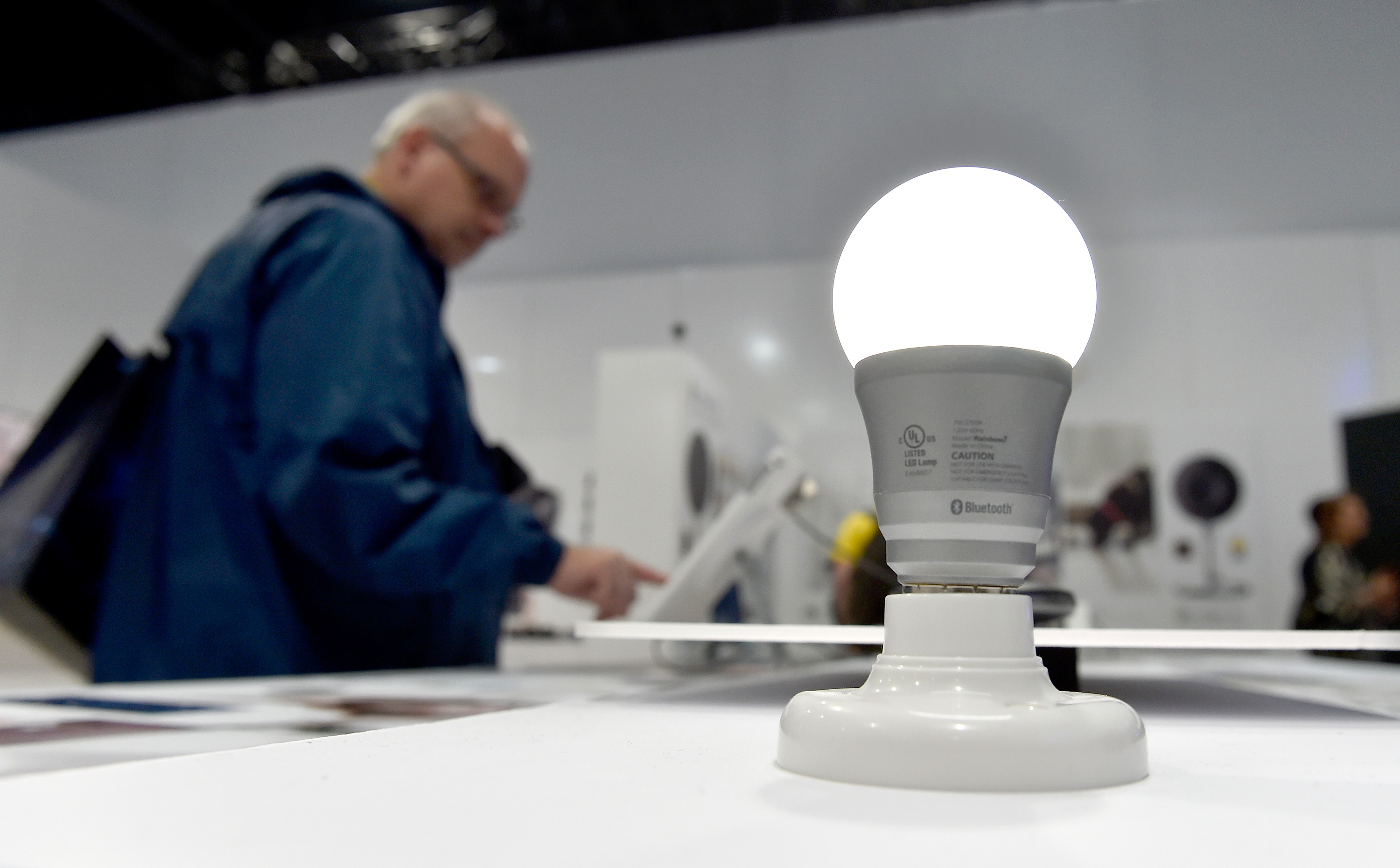 Lightbulbs are actually a great example of how the U.S. can reduce emissions
