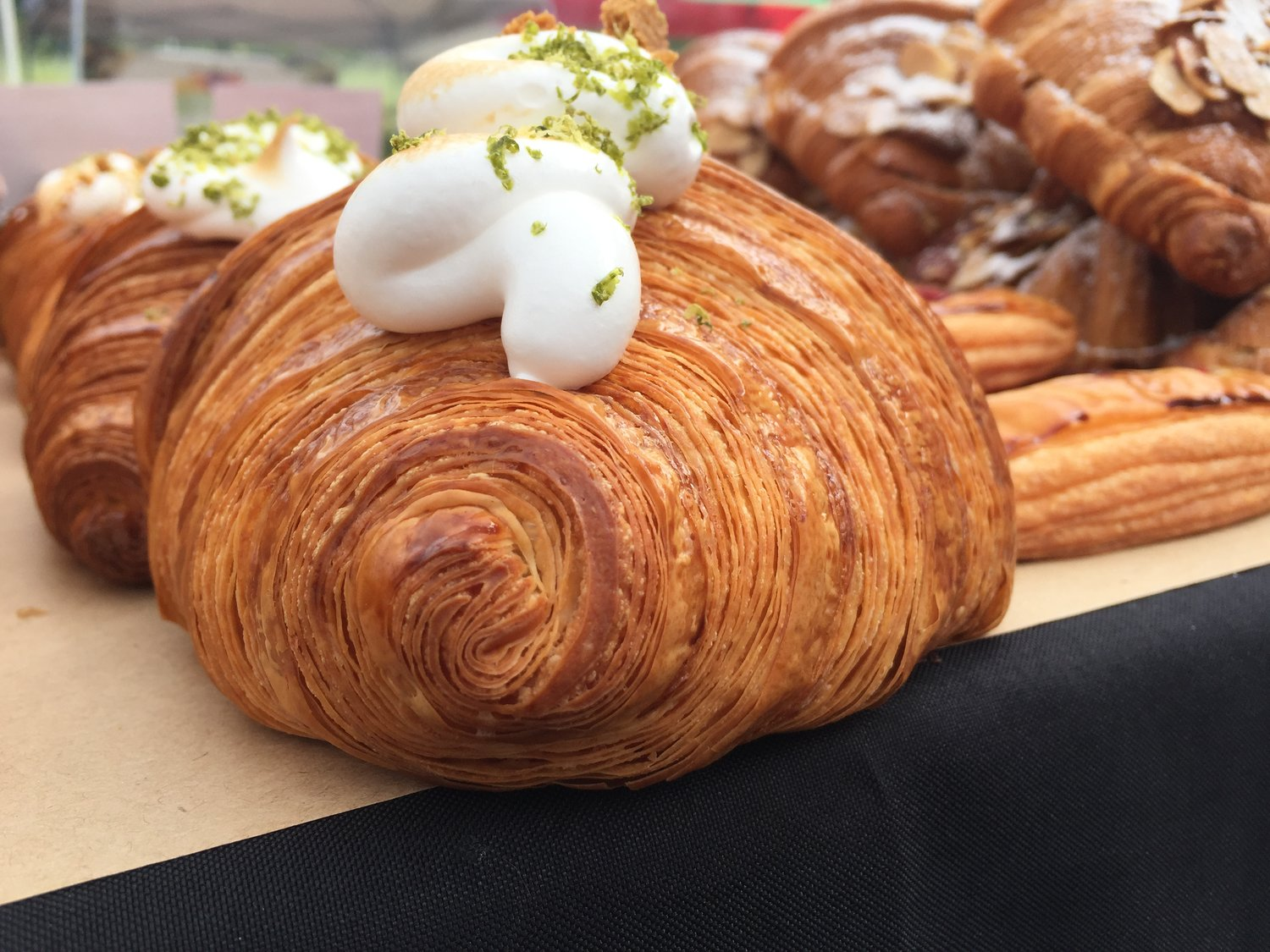 A New, Long Awaited Croissant Shop Has Landed on NE Broadway