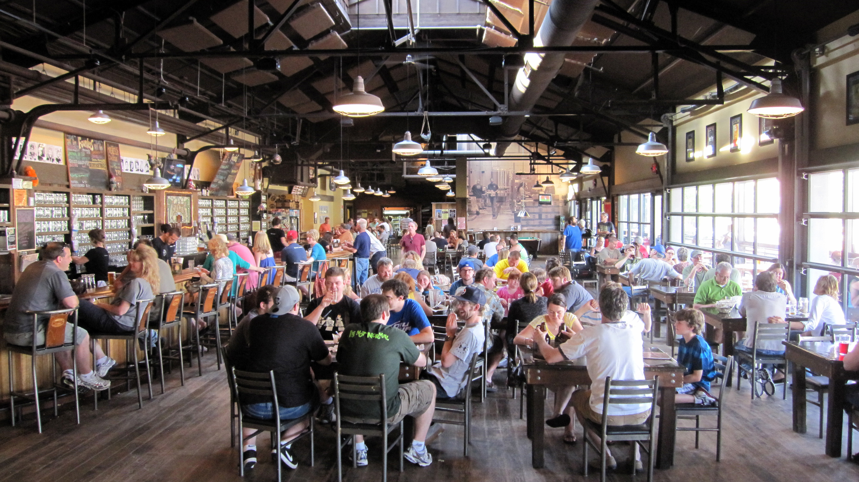 Grand Rapid, Michigan; A genuinely 'grand' spot for beers