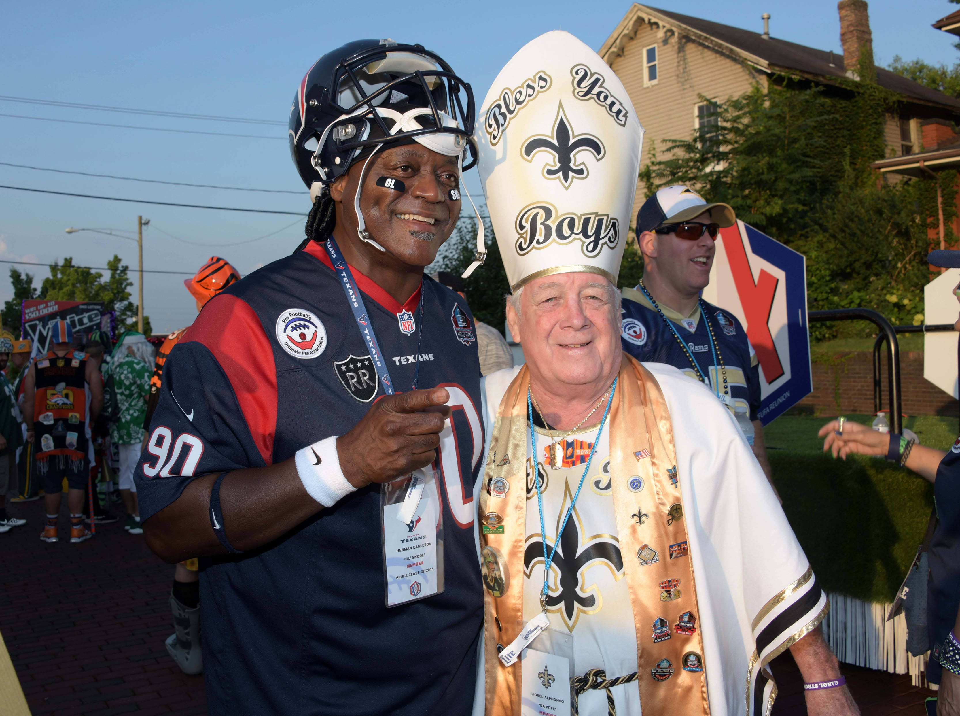 NFL: Pro Football Hall of Fame-Grand Parade
