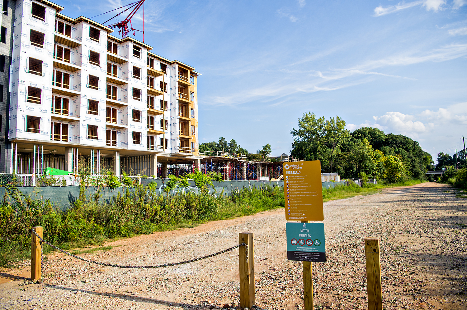 Touring the Beltline's recently opened Southside Trail: key takeaways (and 26 photos)