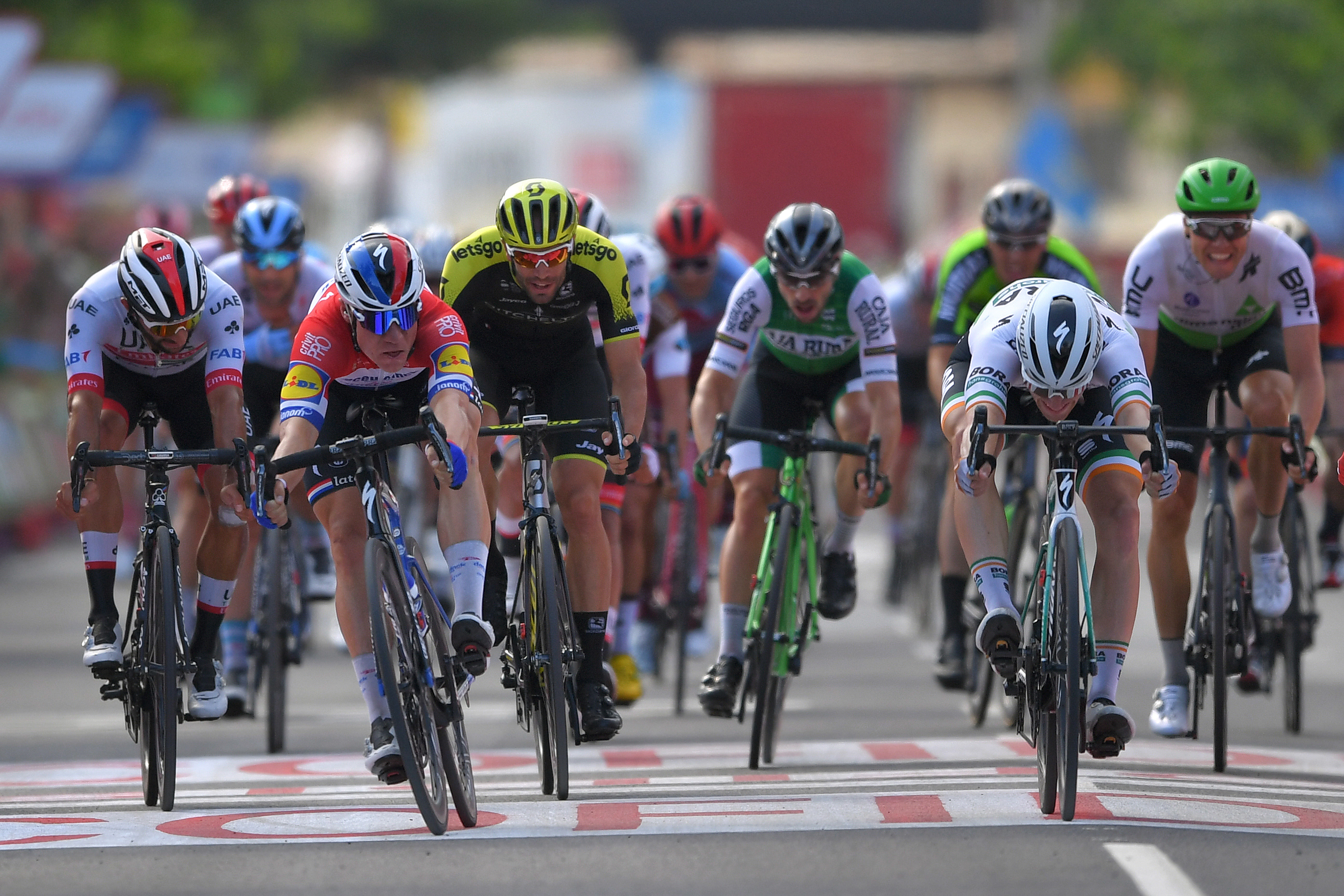 74th Tour of Spain 2019 - Stage 4