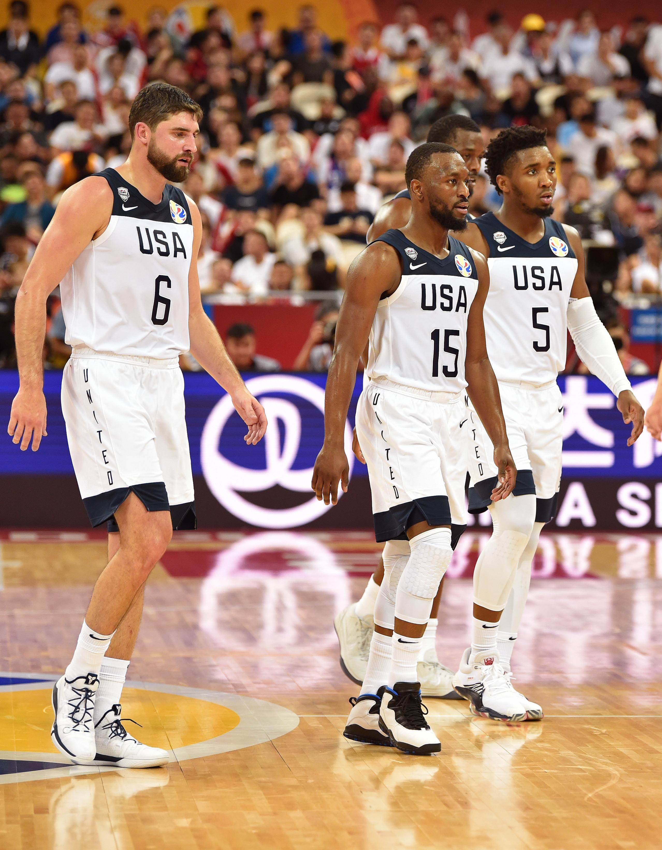 2019 FIBA Basketball World Cup - USA v Japan