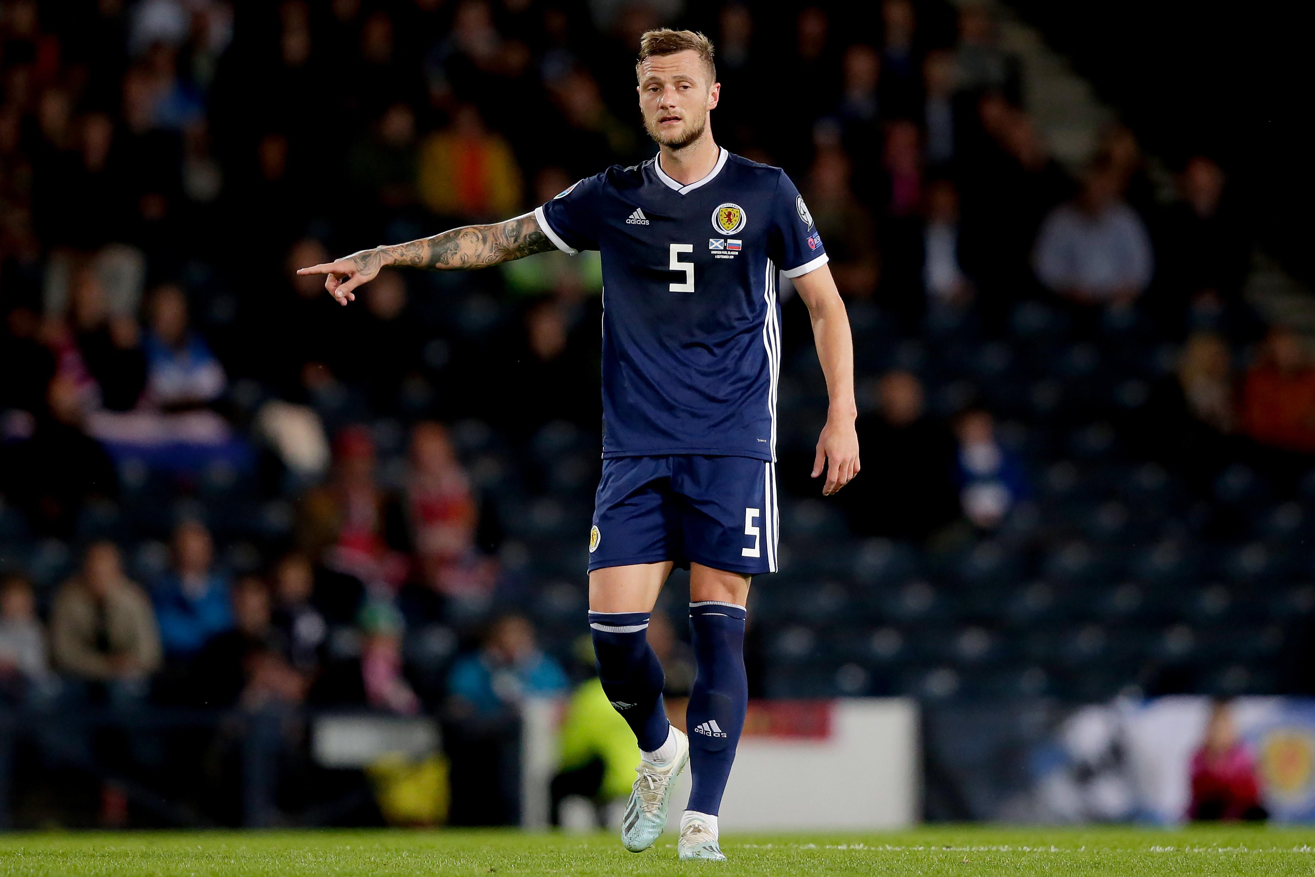 Scotland v Russia -EURO Qualifier