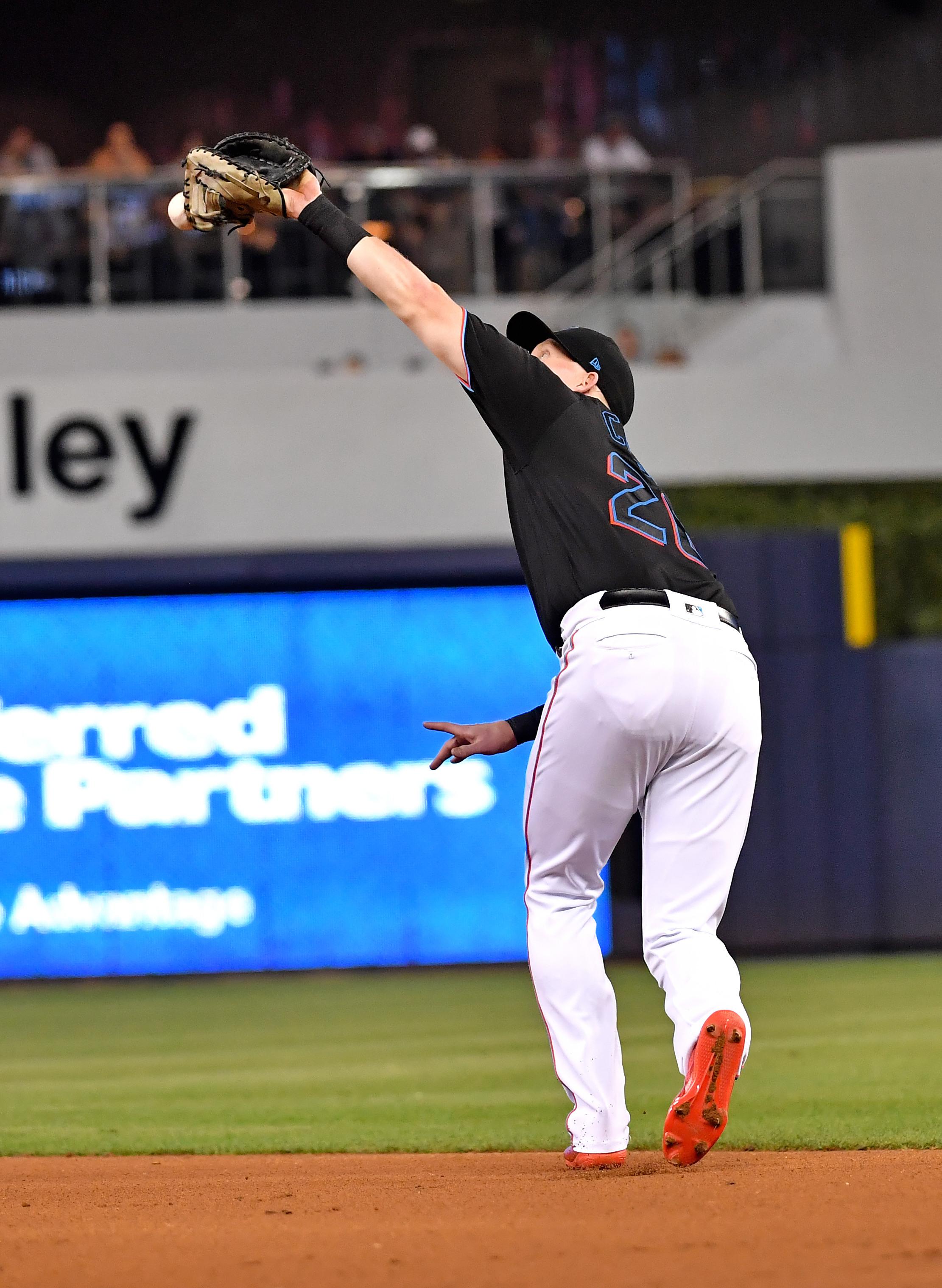 MLB: Kansas City Royals at Miami Marlins