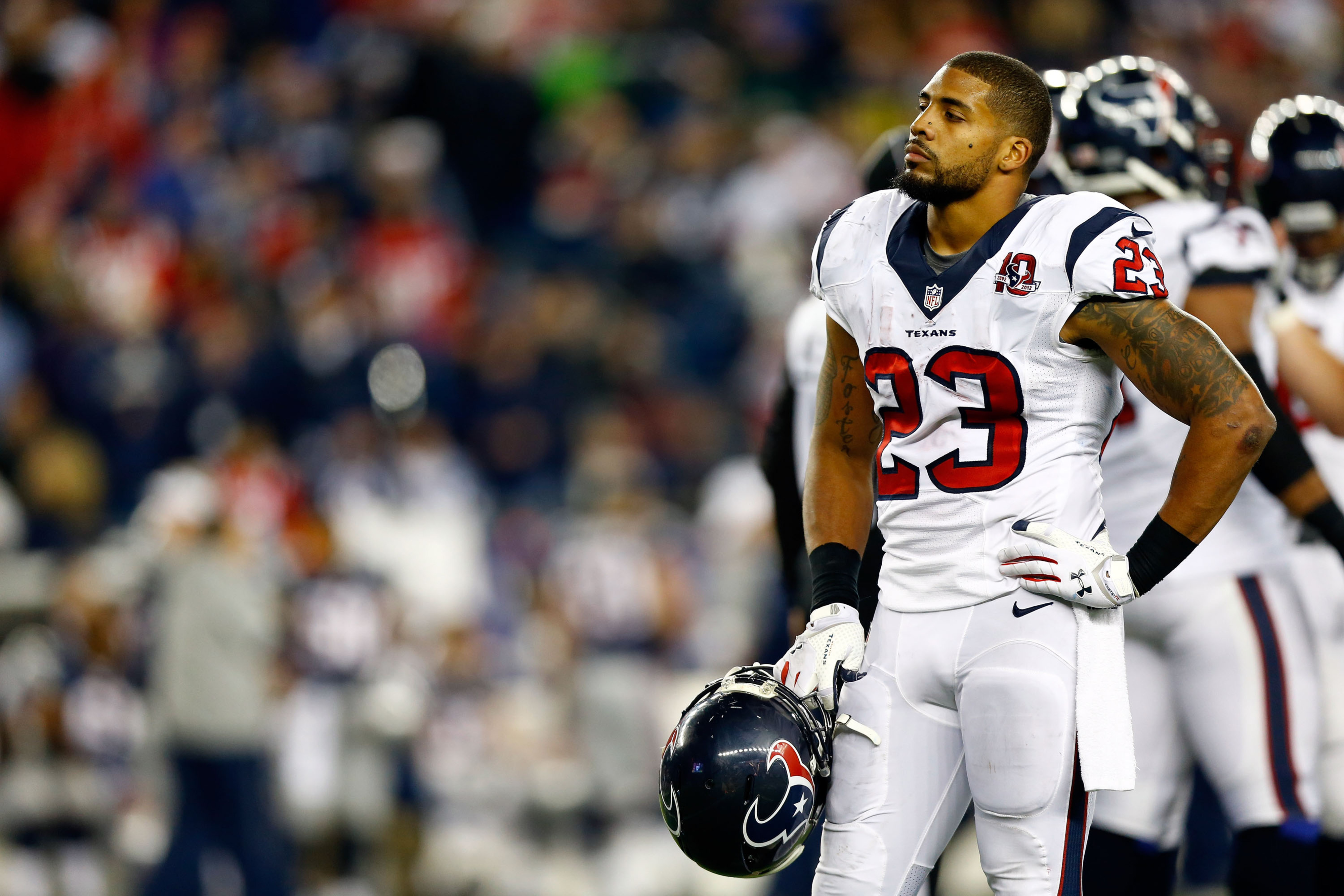 Arian Foster personifies all Texans fans