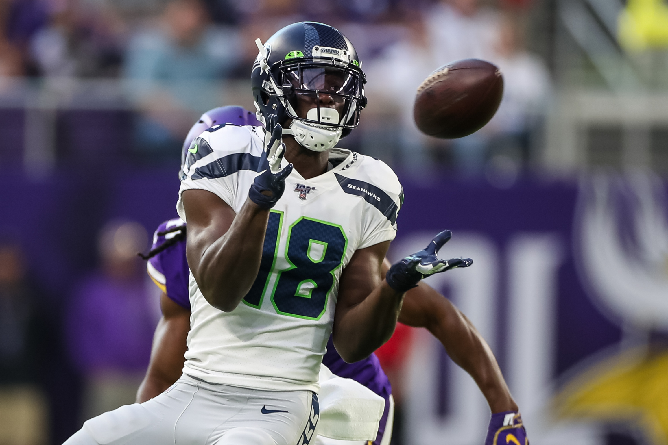 NFL: Preseason-Seattle Seahawks at Minnesota Vikings