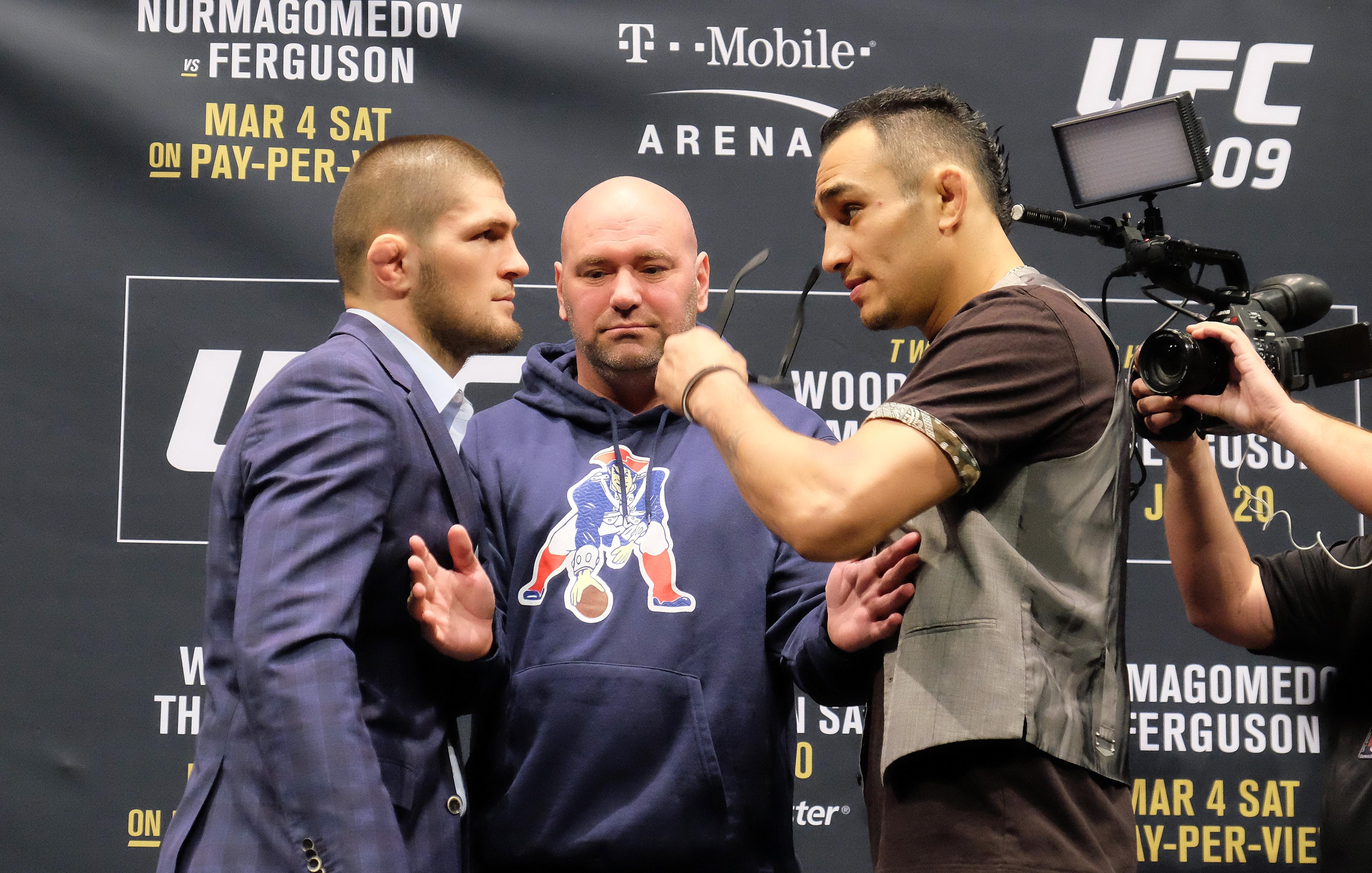 UFC 209: Ultimate Media Day