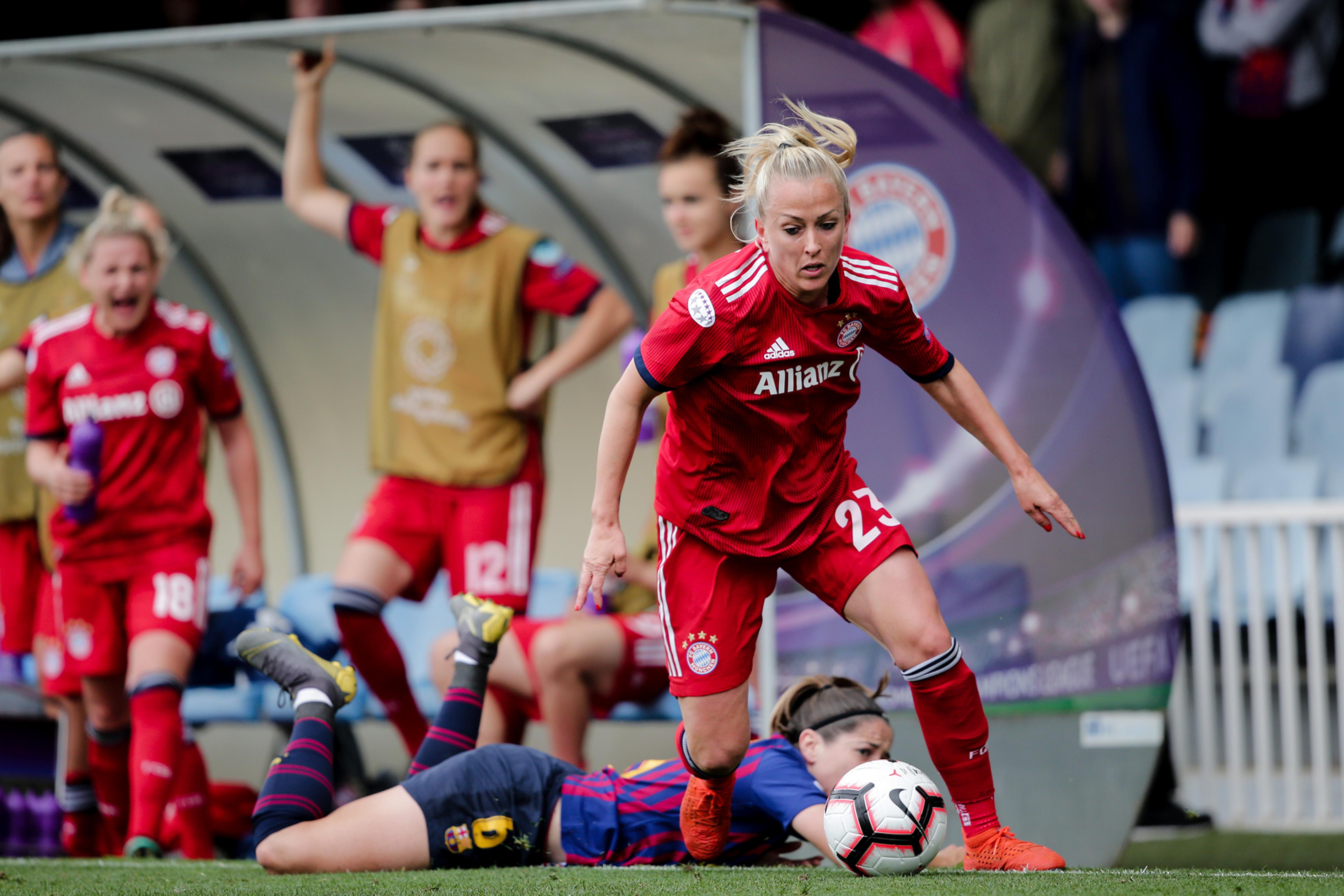 FC Barcelona v Bayern Munchen - UEFA Champions League Women