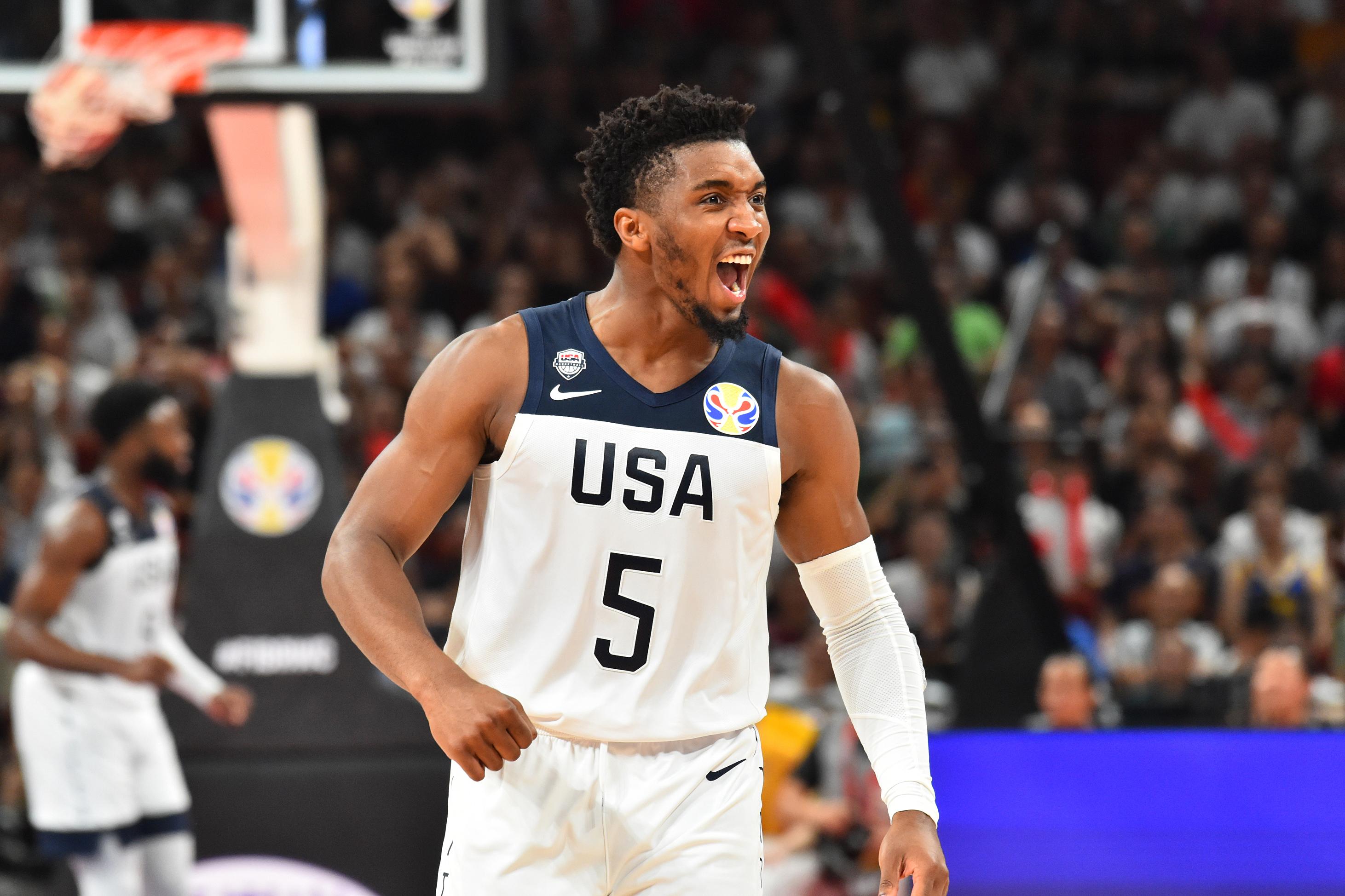 2019 FIBA Basketball World Cup - Greece v USA