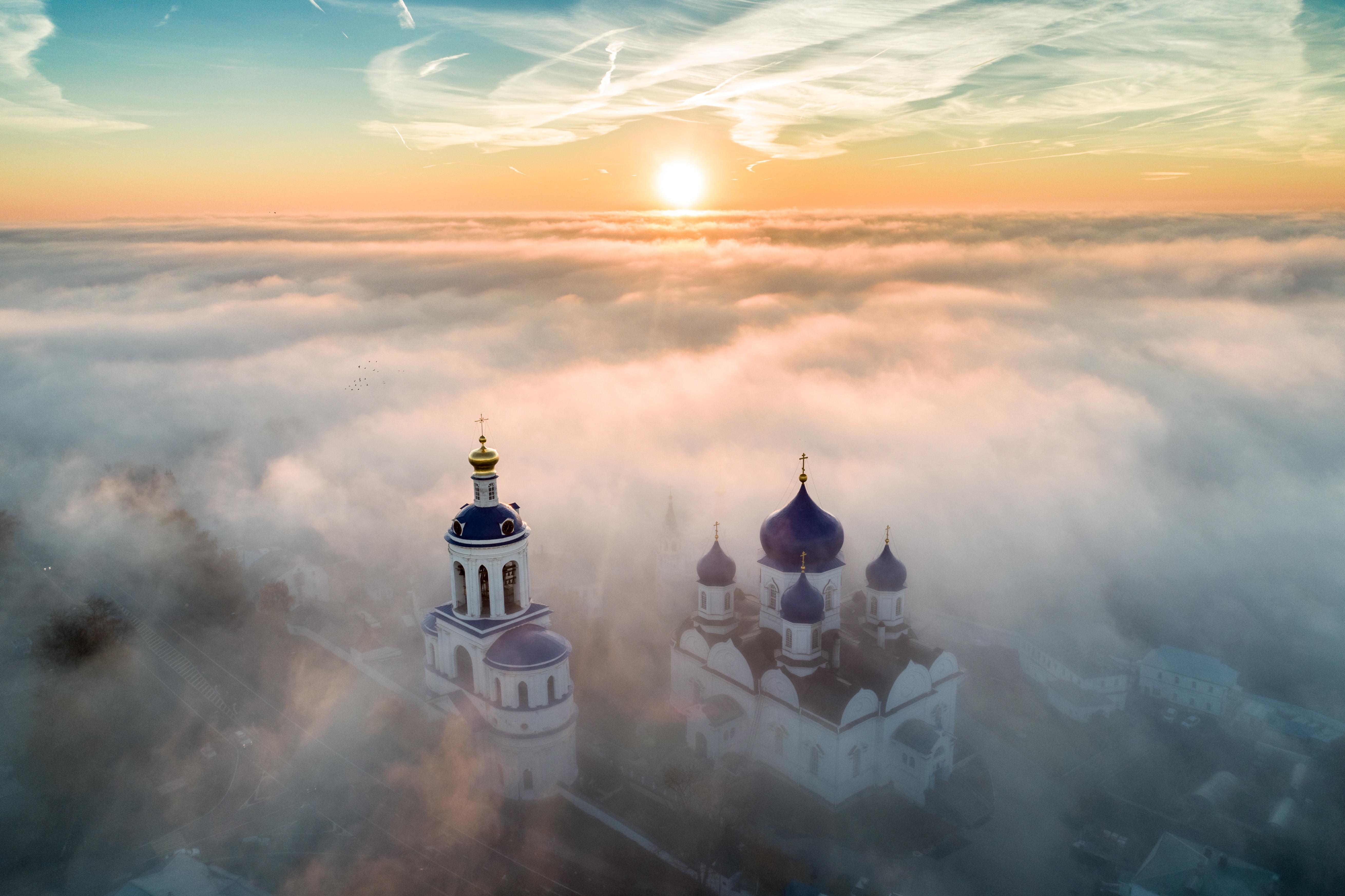 Churches in Vladimir Region, Russia