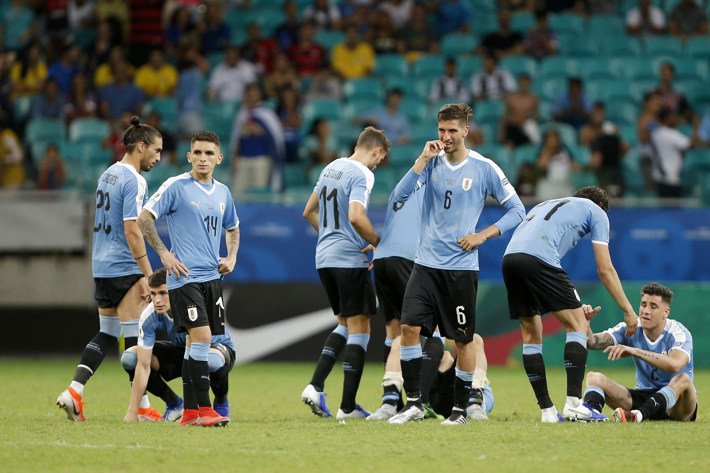 Uruguay v Peru: Quarterfinal - Copa America Brazil 2019