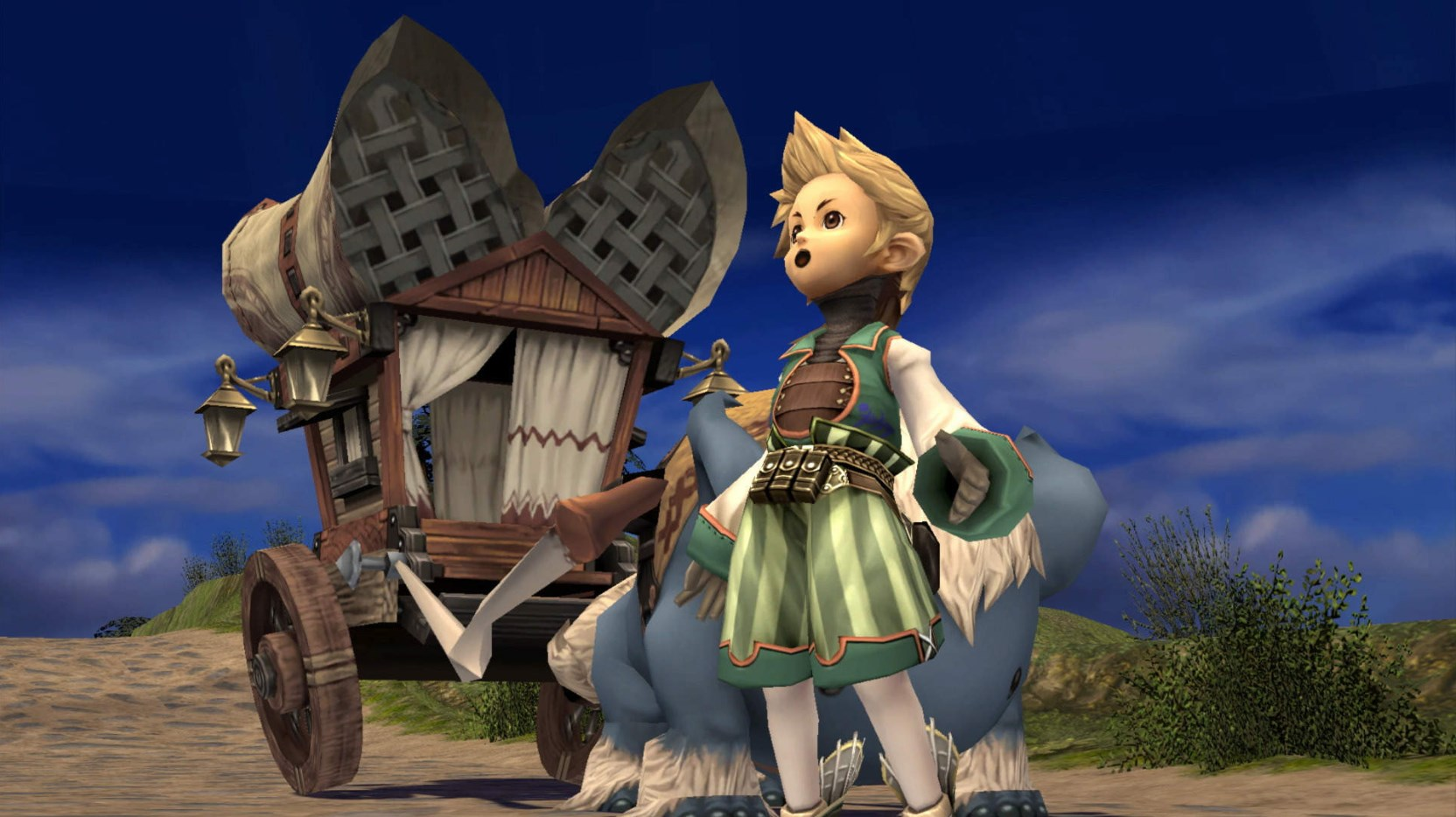 Final Fantasy Crystal Chronicles Remastered Edition launching Jan. 23
