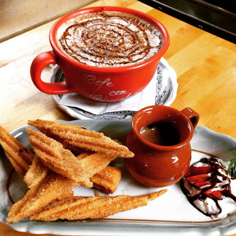 South Philly's Spot for Mexican Hot Chocolate and Churros Is Relocating