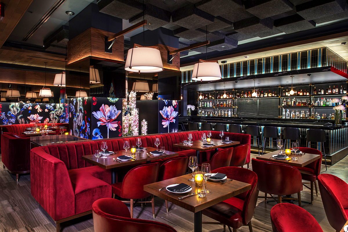 Take a Look Around David Grutman's Sleek New Miami Beach Steakhouse
