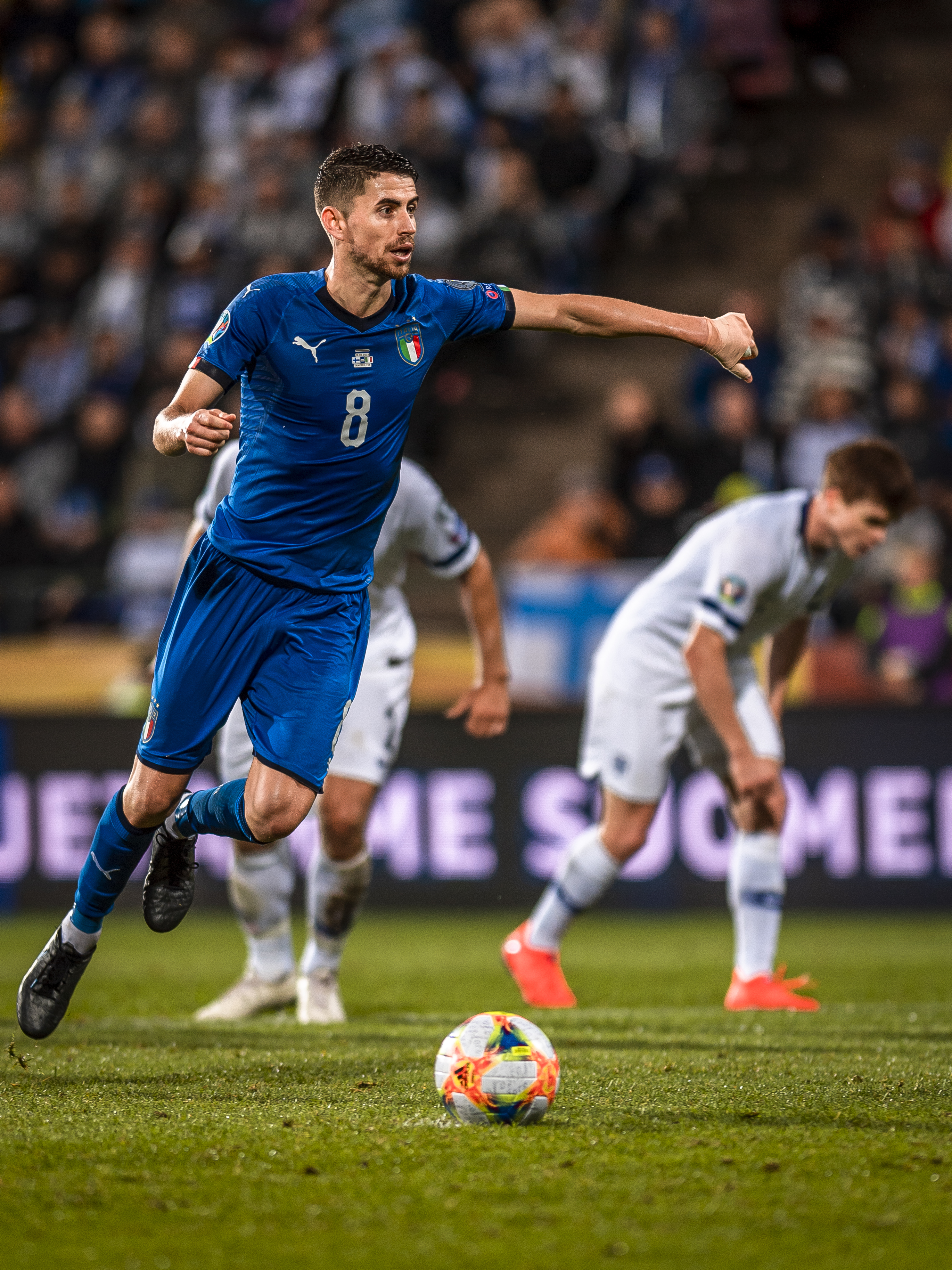 Jorginho happy with growth at Chelsea, hopes to stay for many more years