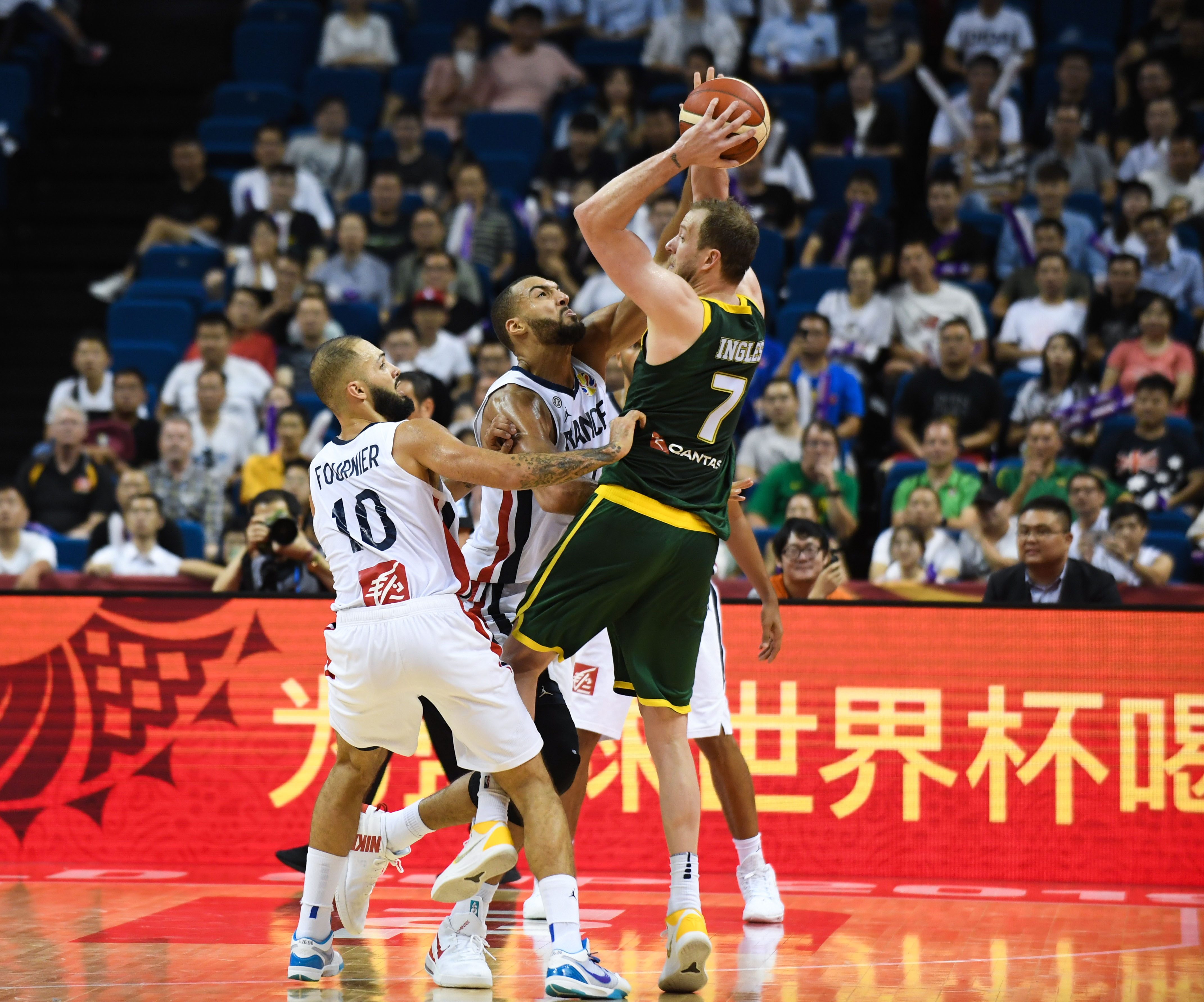 France v Australia - FIBA Basketball World Cup 2019