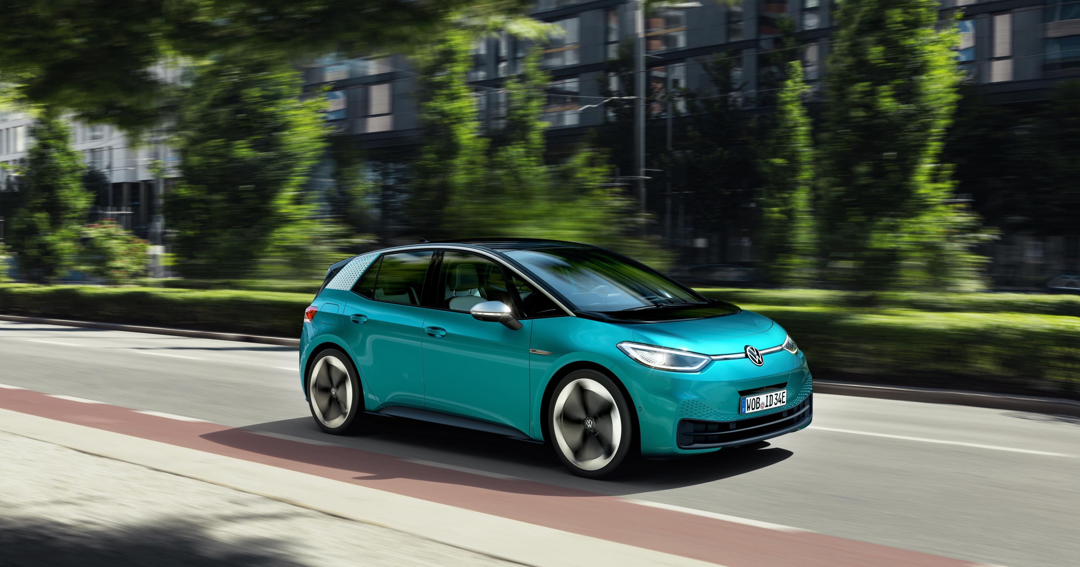 Electric Vehicle & Autonomous EV cover image