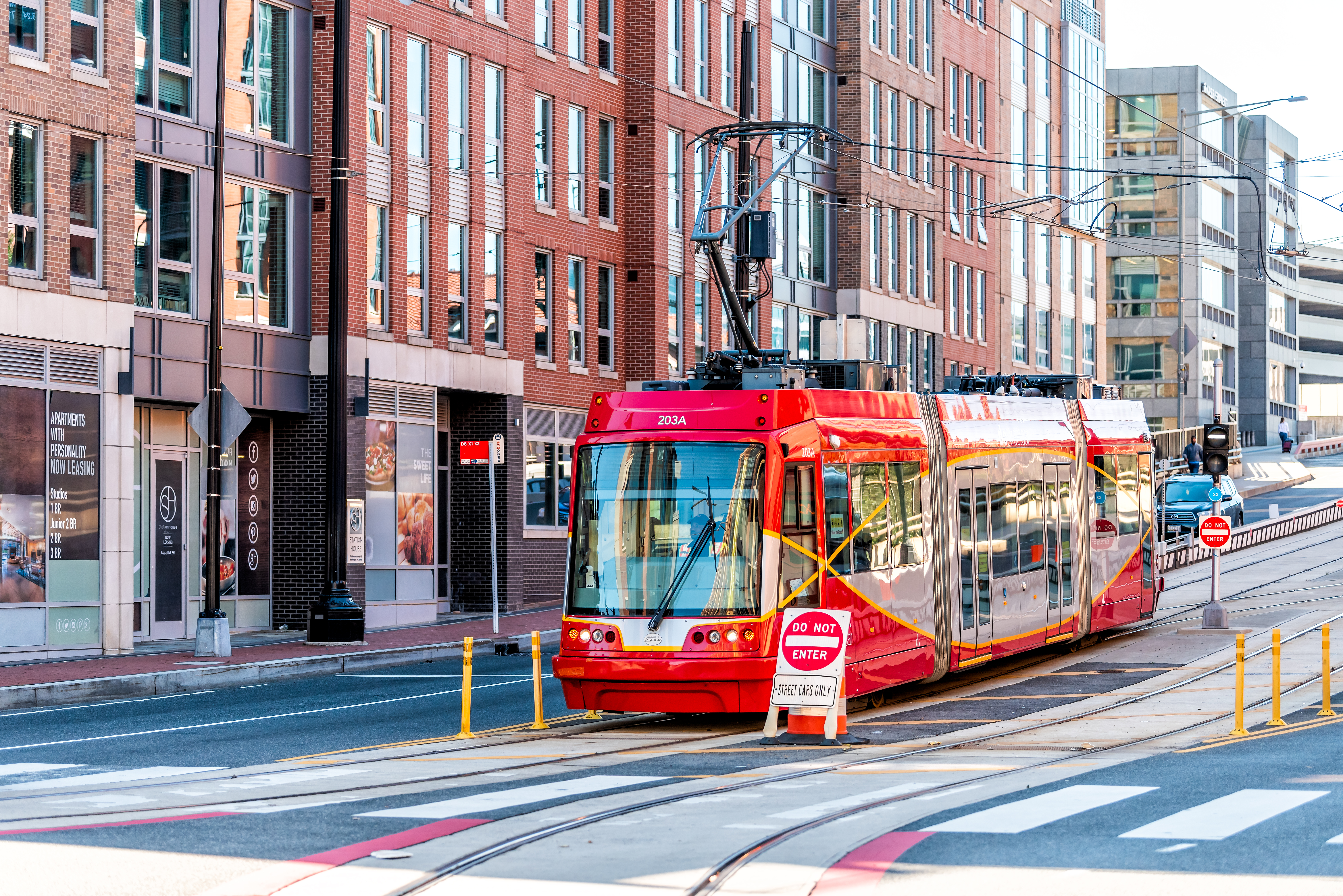 D.C. Streetcar could be expanded two miles eastward, across the Anacostia River