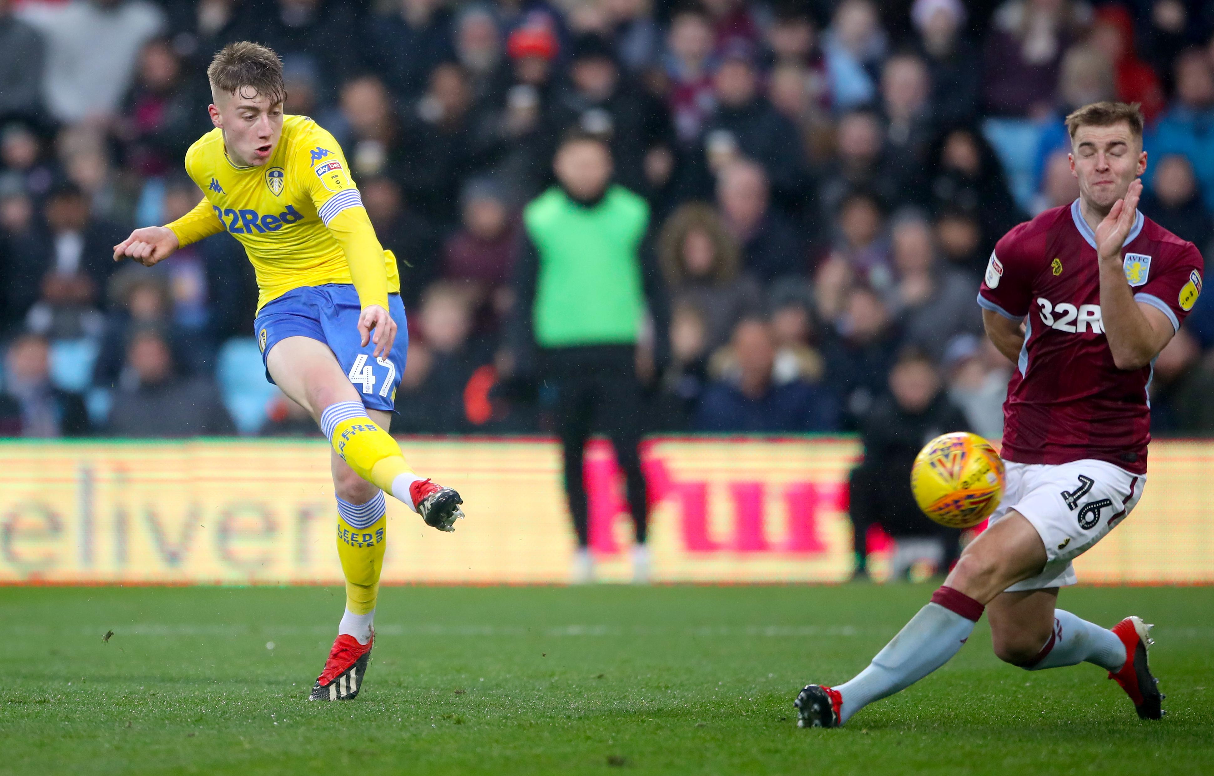 Aston Villa v Leeds United - Sky Bet Championship - Villa Park