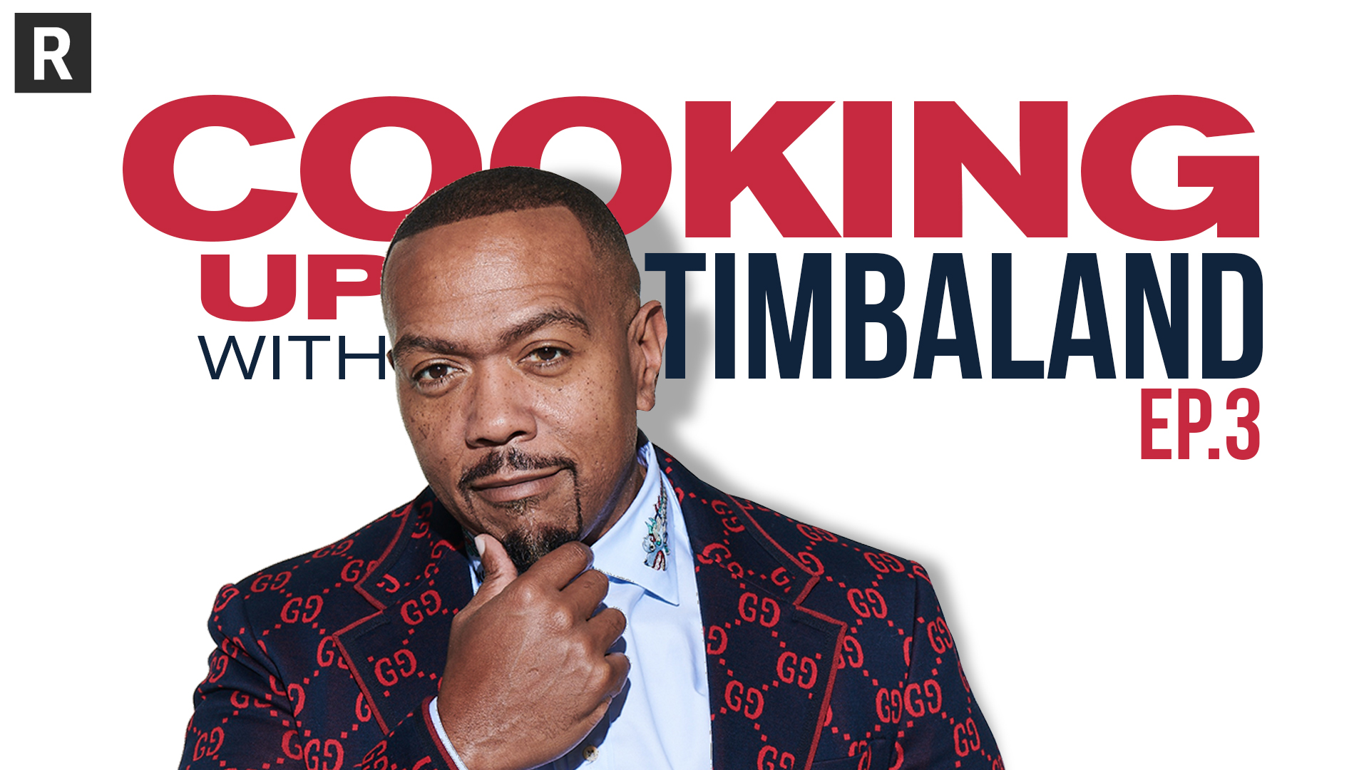 """Timbaland """"Cooking Up"""" episode three"""
