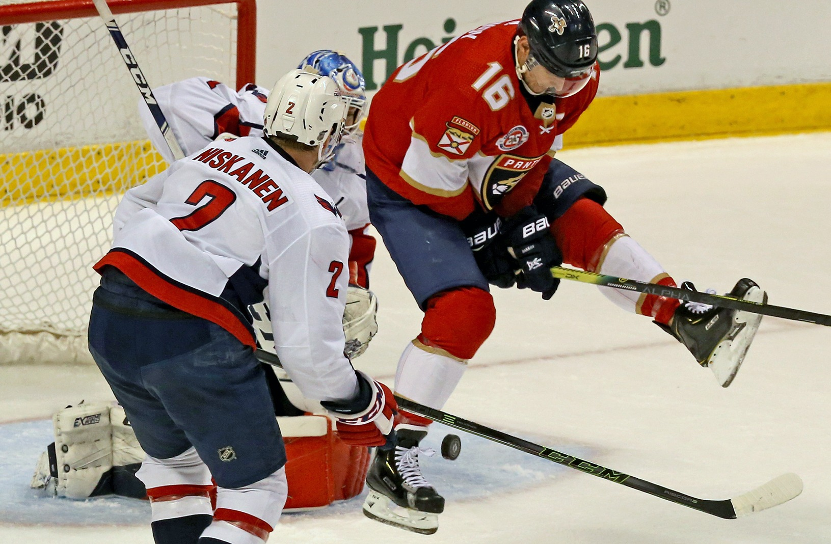 Capitals vs Panthers