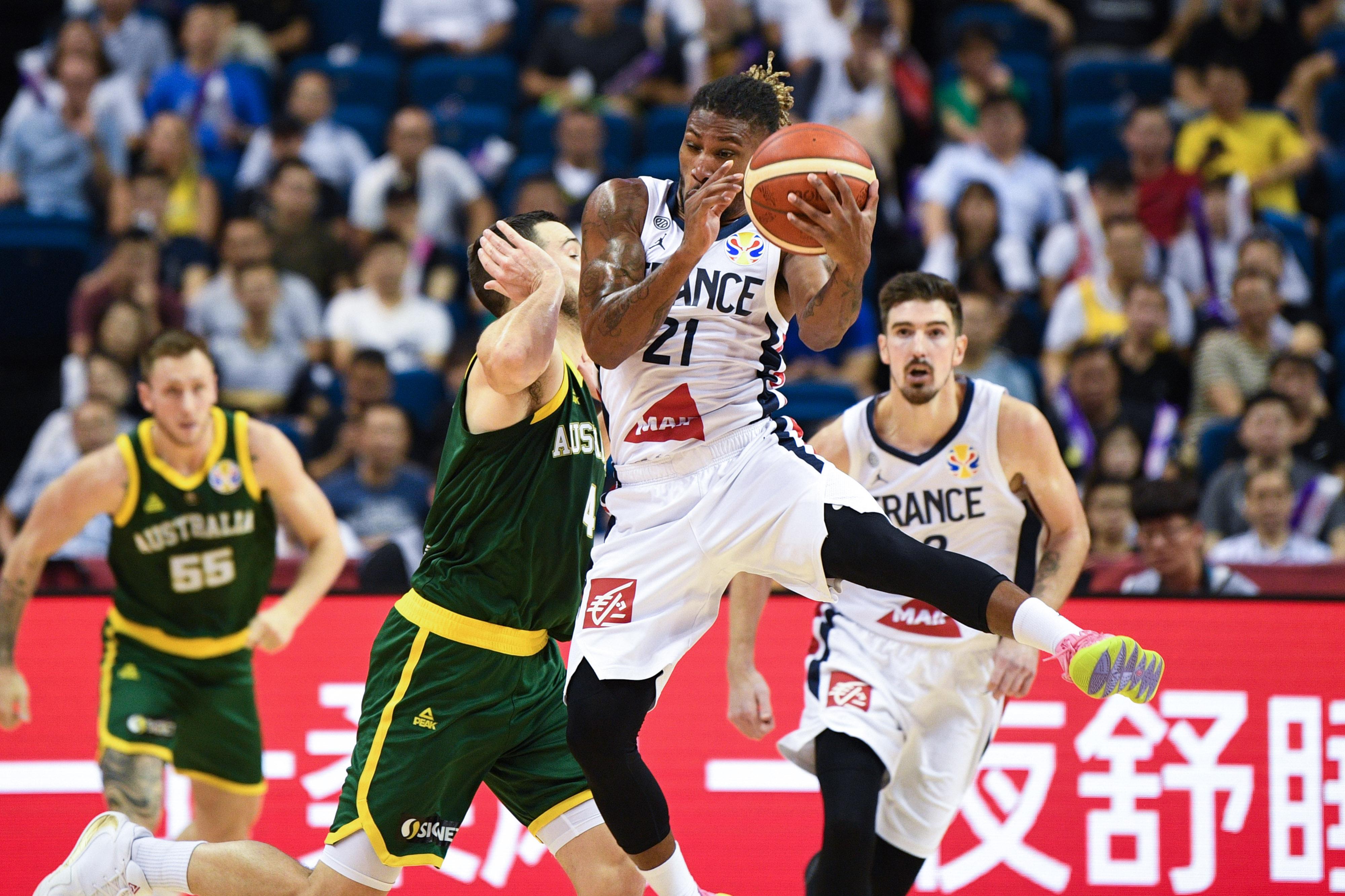 France v Australia: Group L - FIBA World Cup 2019