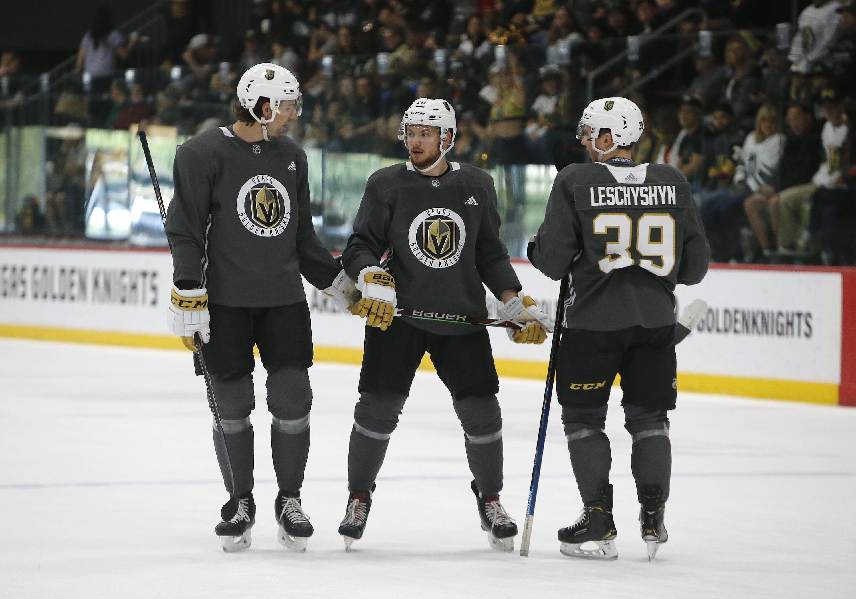 NHL: JUN 29 Vegas Golden Knights Development Camp