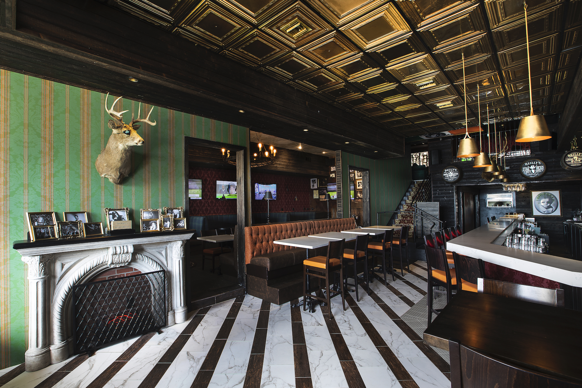 A Well-Placed Irish Sports Bar Looks to Clean Up on the Sunset Strip